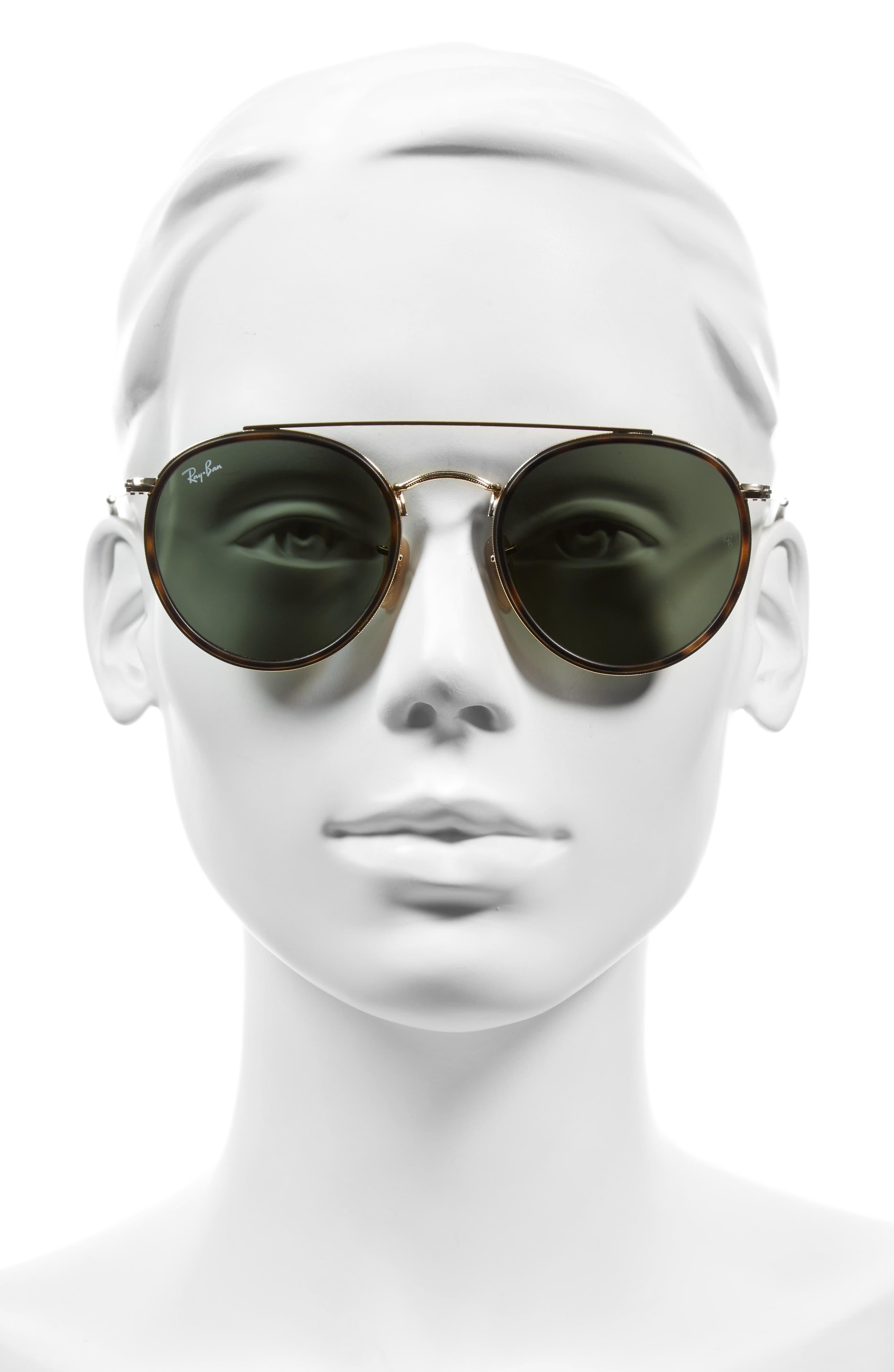 Alternate Image 3  - Ray-Ban 51mm Aviator Sunglasses
