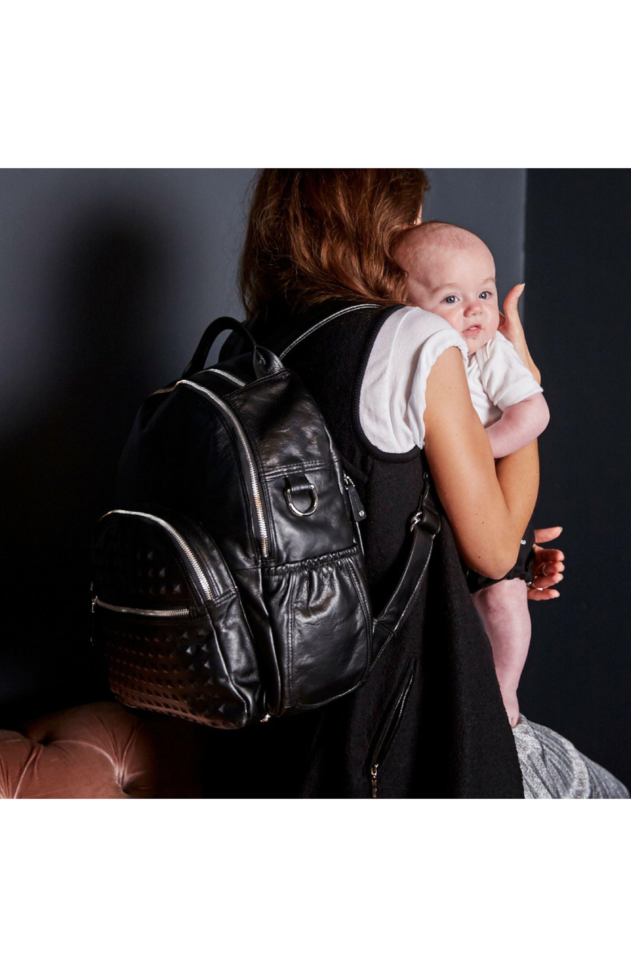Alternate Image 9  - Kerikit Joy Studded Diaper Backpack