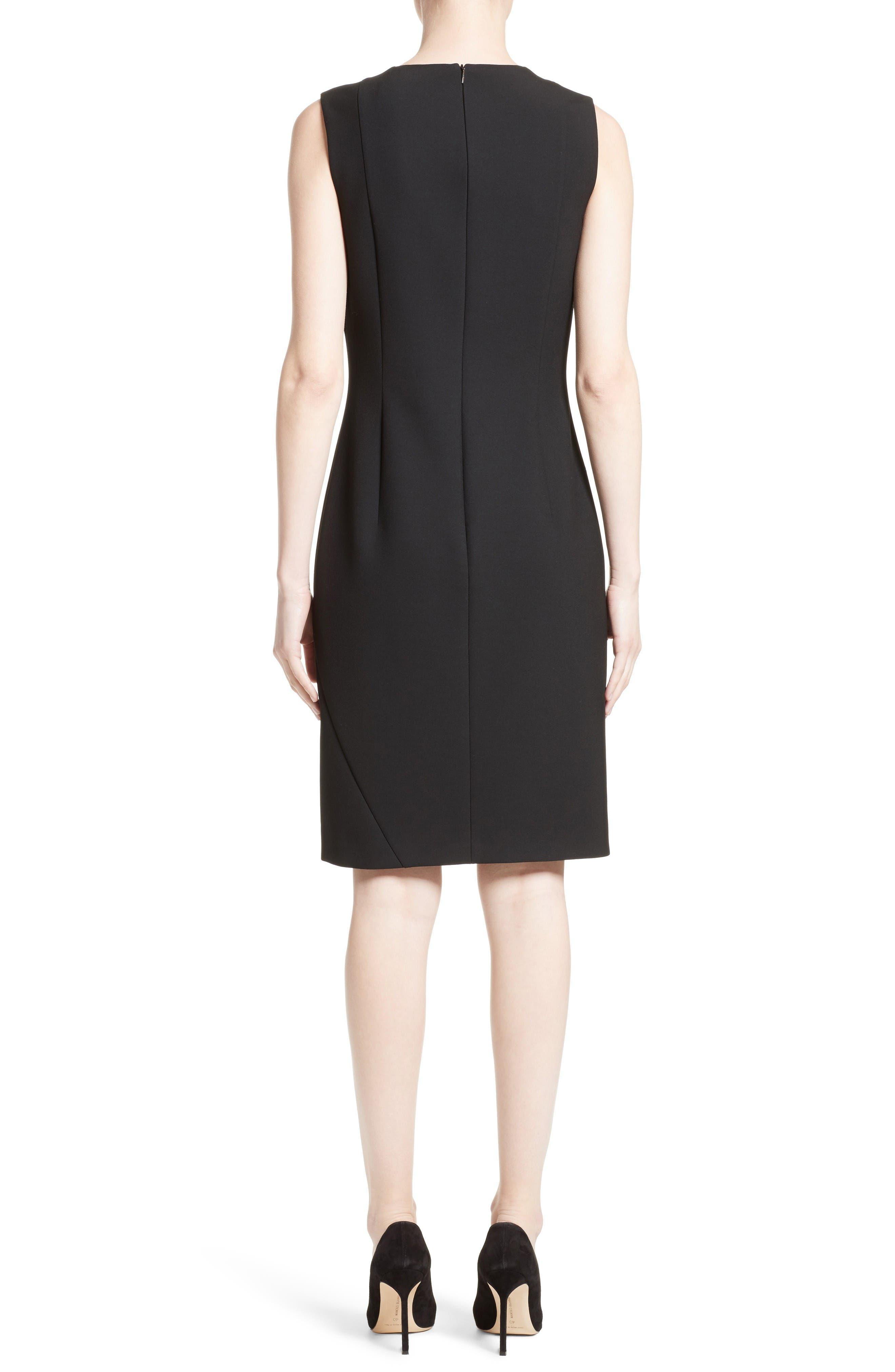 Alternate Image 3  - BOSS Demisana Sheath Dress (Regular & Petite)