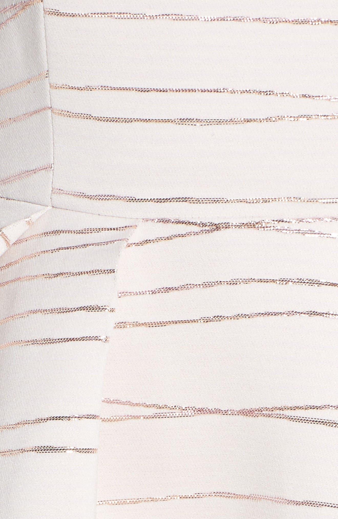 Alternate Image 5  - Shoshanna Coraline Fit & Flare Dress