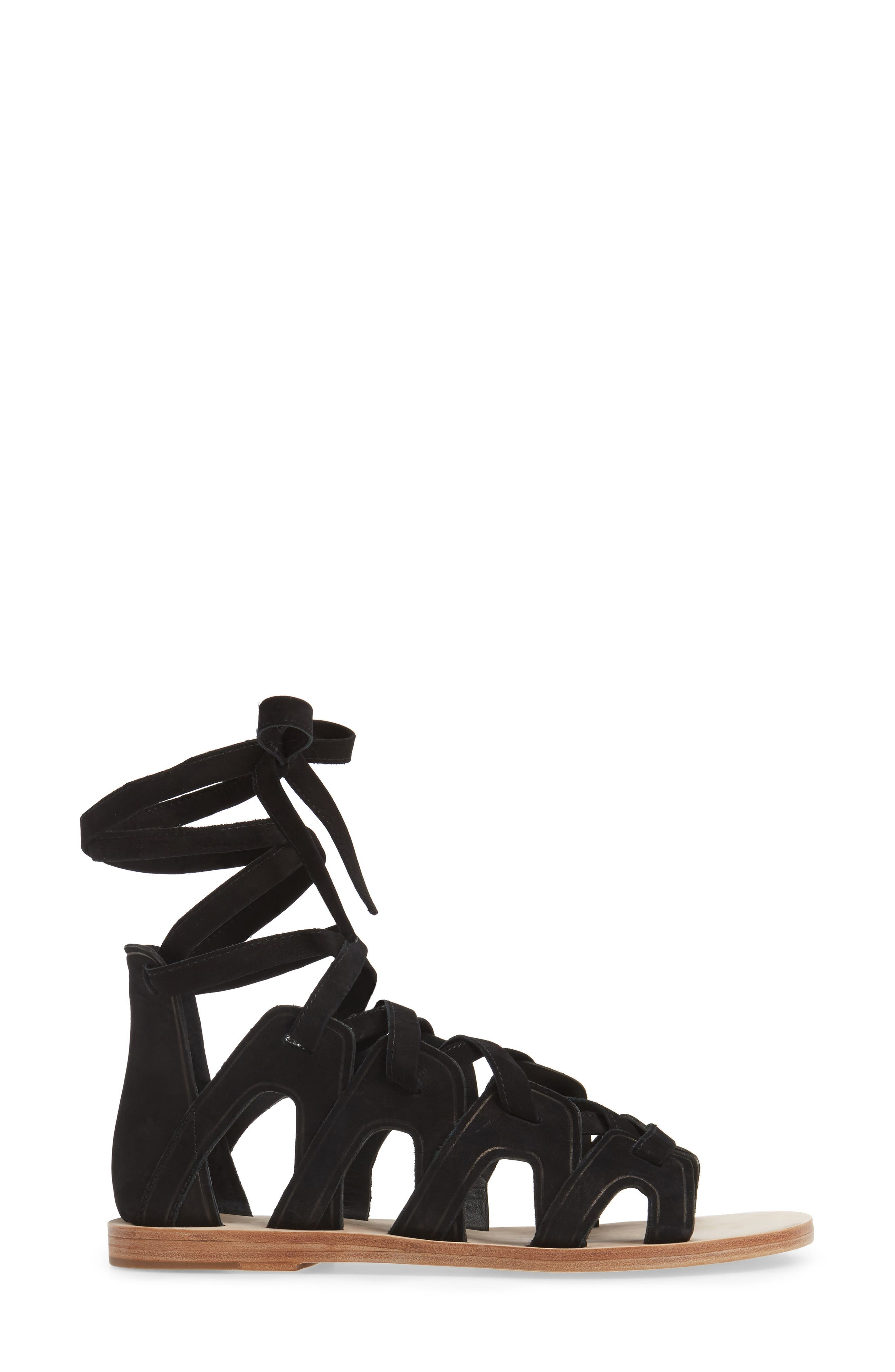 Alternate Image 3  - Mercer Edit EZonthei Gladiator Sandal (Women)