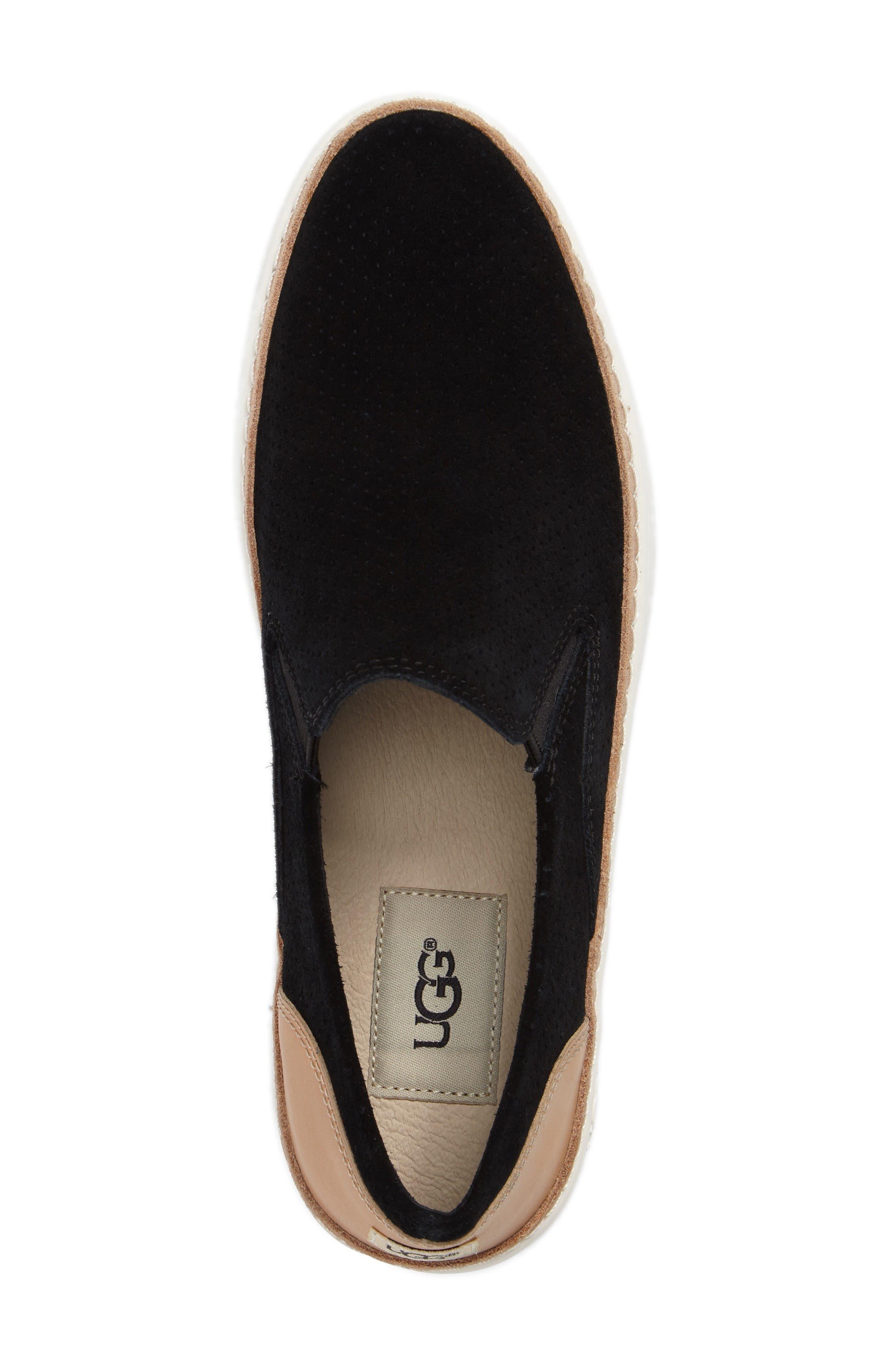 Alternate Image 5  - UGG® Adley Slip-On Sneaker (Women)
