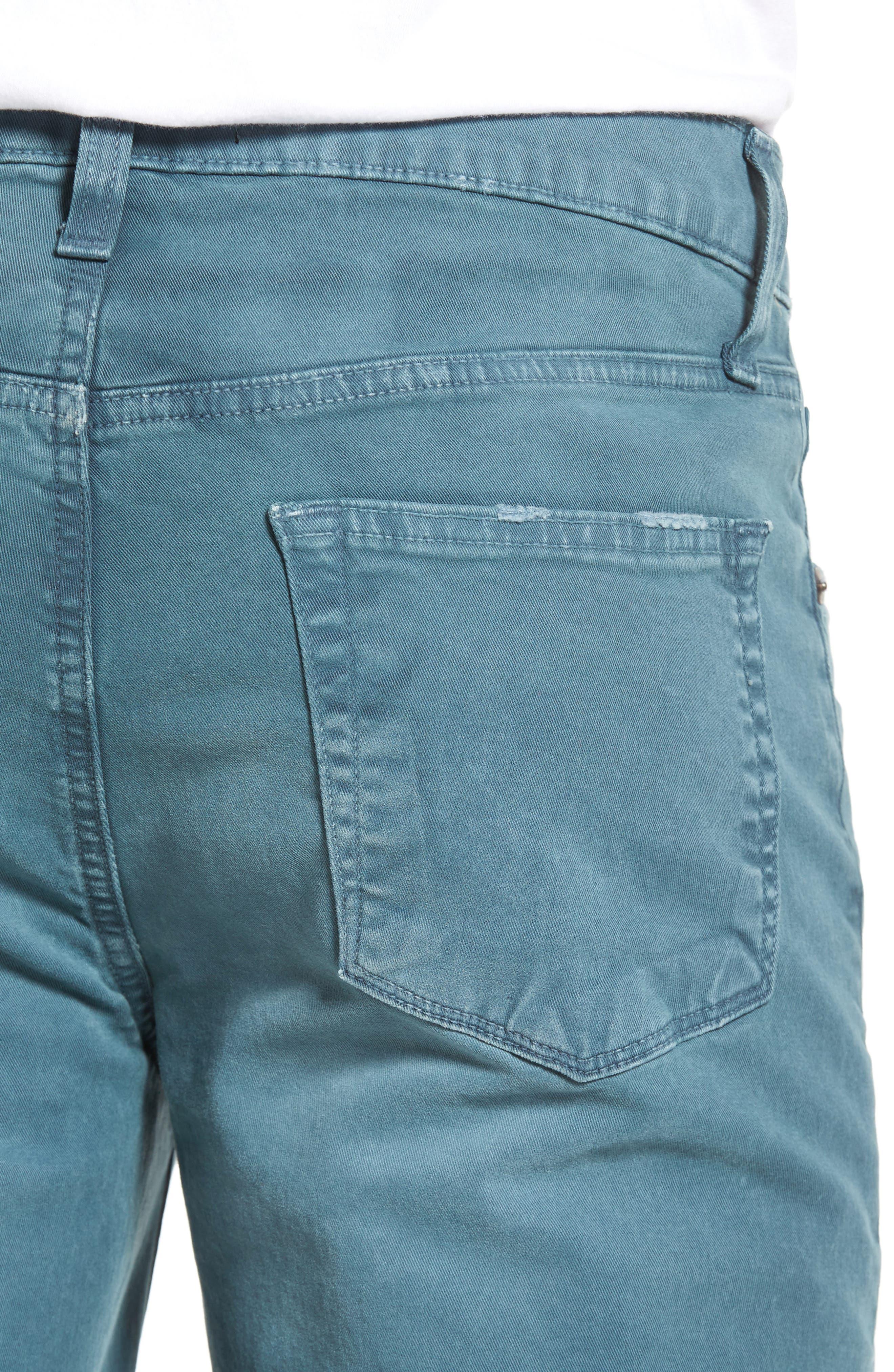 Alternate Image 4  - J Brand Tyler Slim Fit Jeans