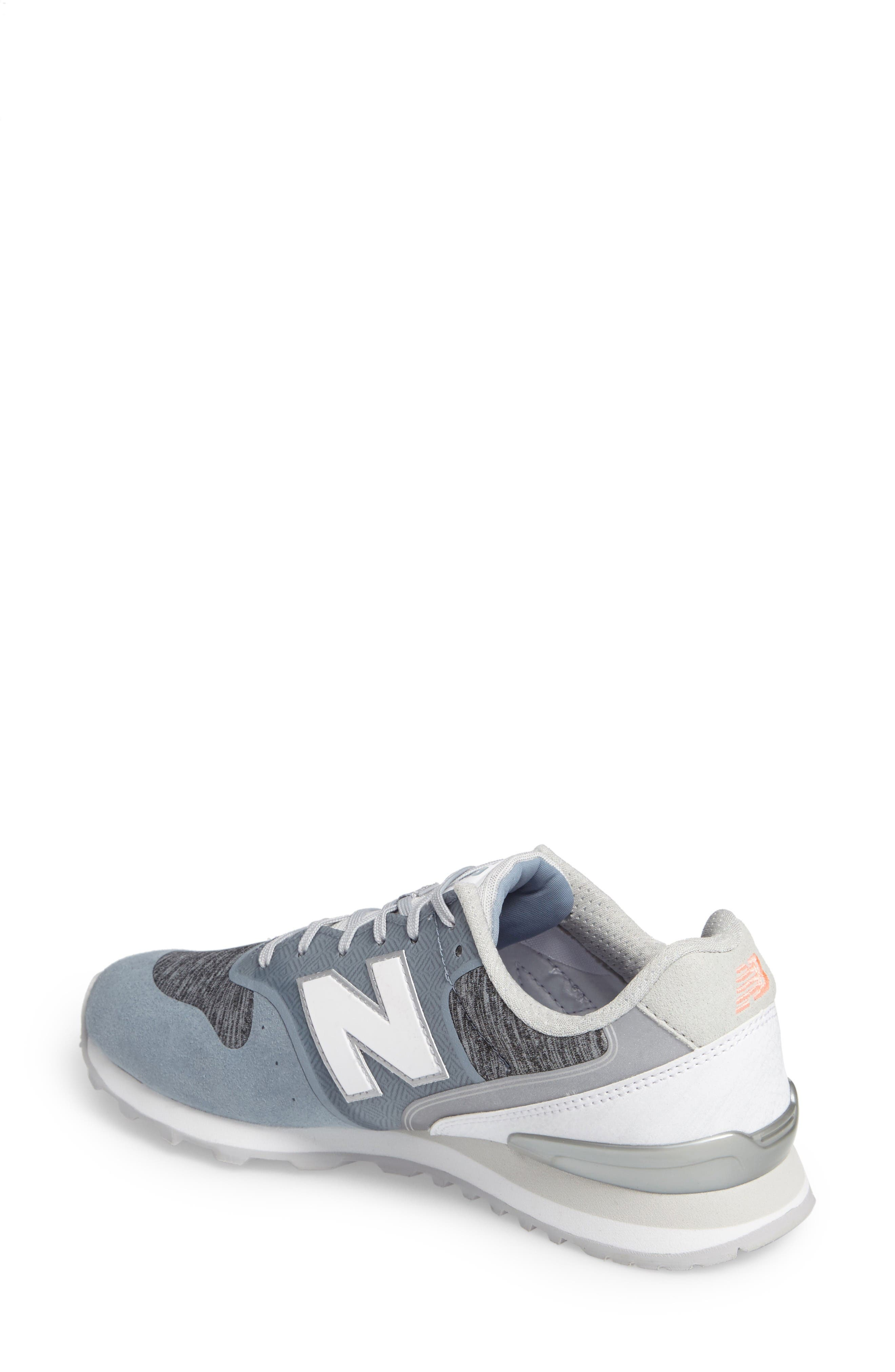 Alternate Image 2  - New Balance 696 Re-Engineered Sneaker (Women)
