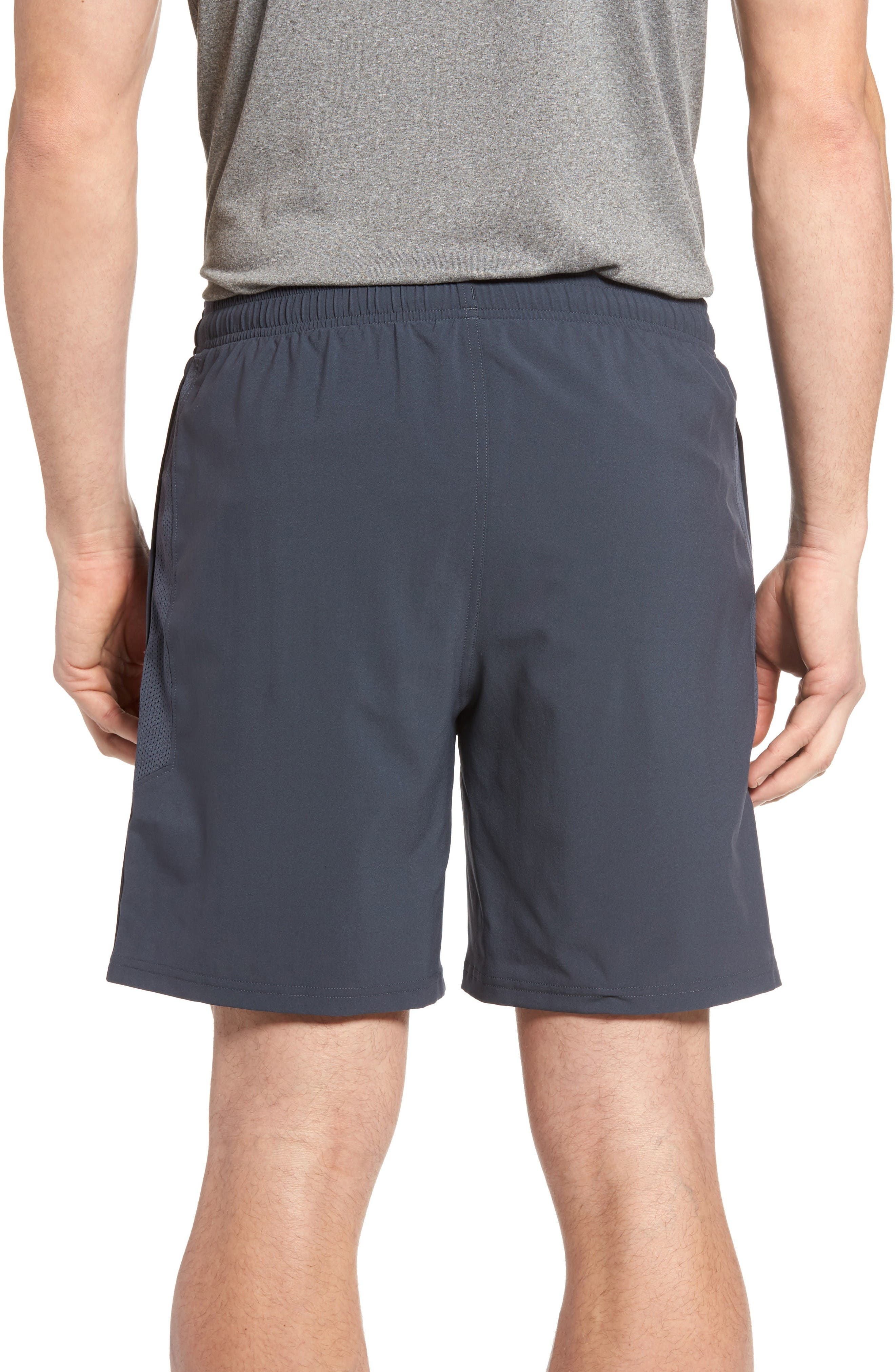Launch Running Shorts,                             Alternate thumbnail 2, color,                             Stealth Gray