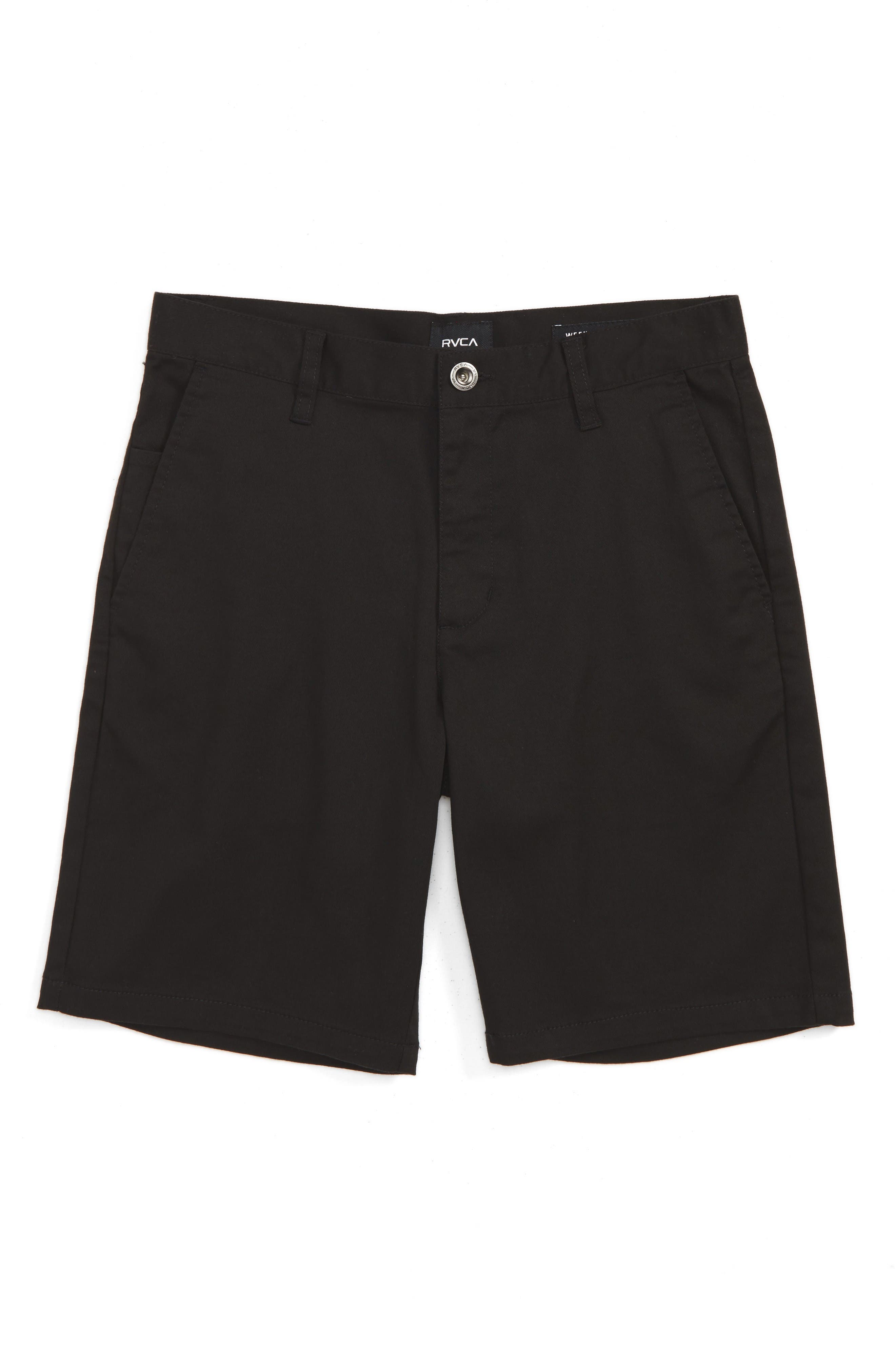 RVCA 'Weekday' Shorts (Big Boys)