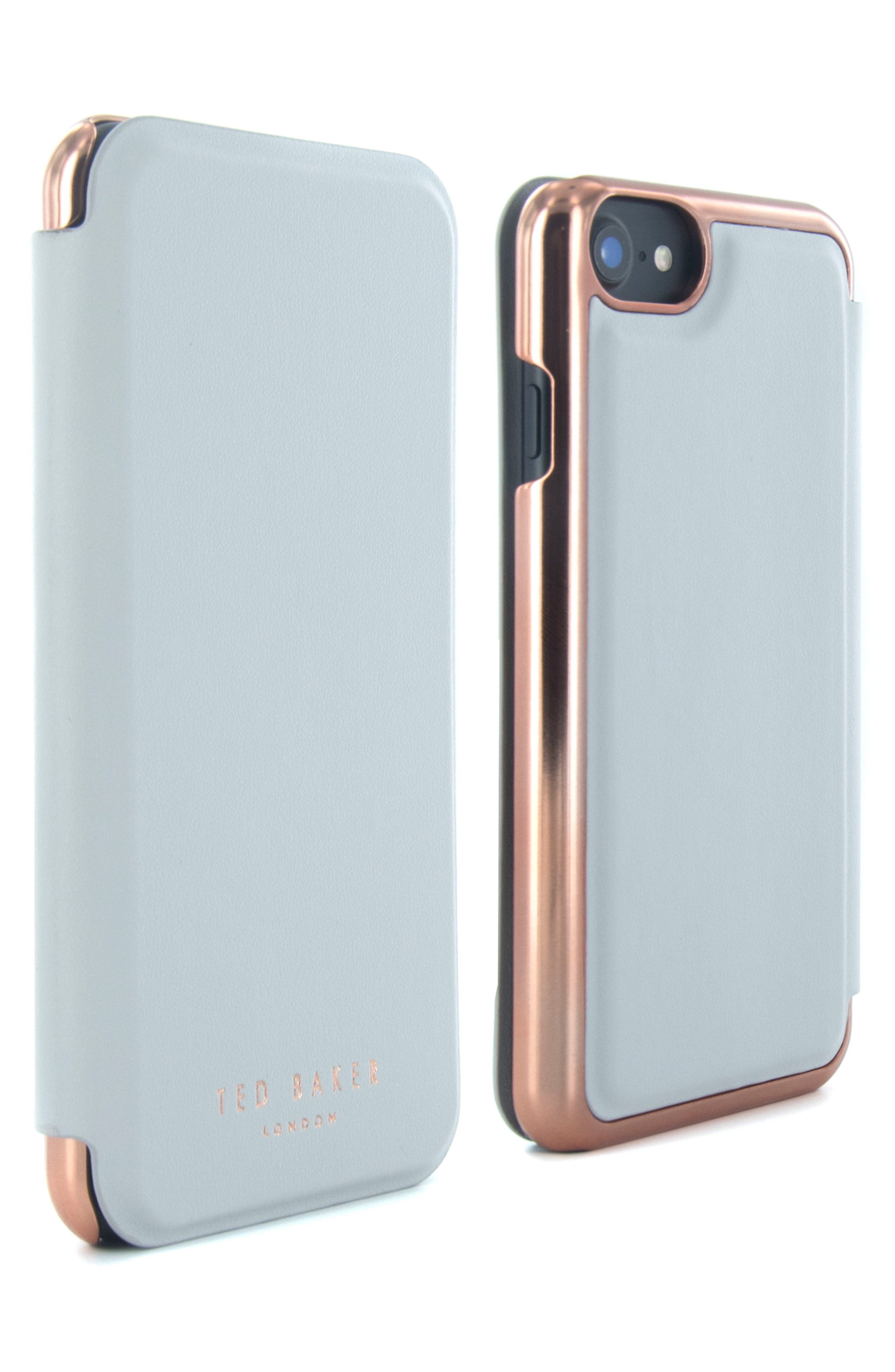 Alternate Image 6  - Ted Baker London Shannon iPhone 6/6s/7/8 & 6/6s/7/8 Plus Mirror Folio Case