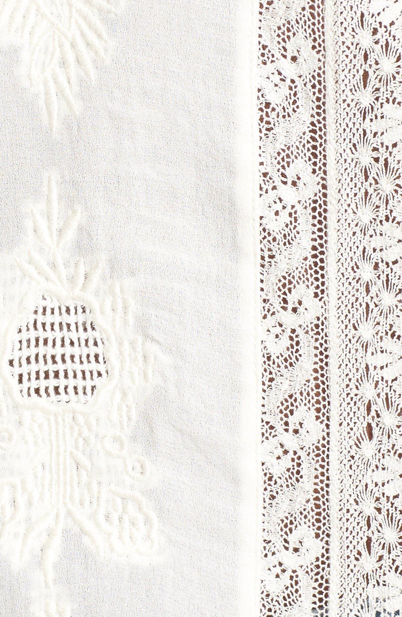 Alternate Image 6  - Hinge Lace Camisole