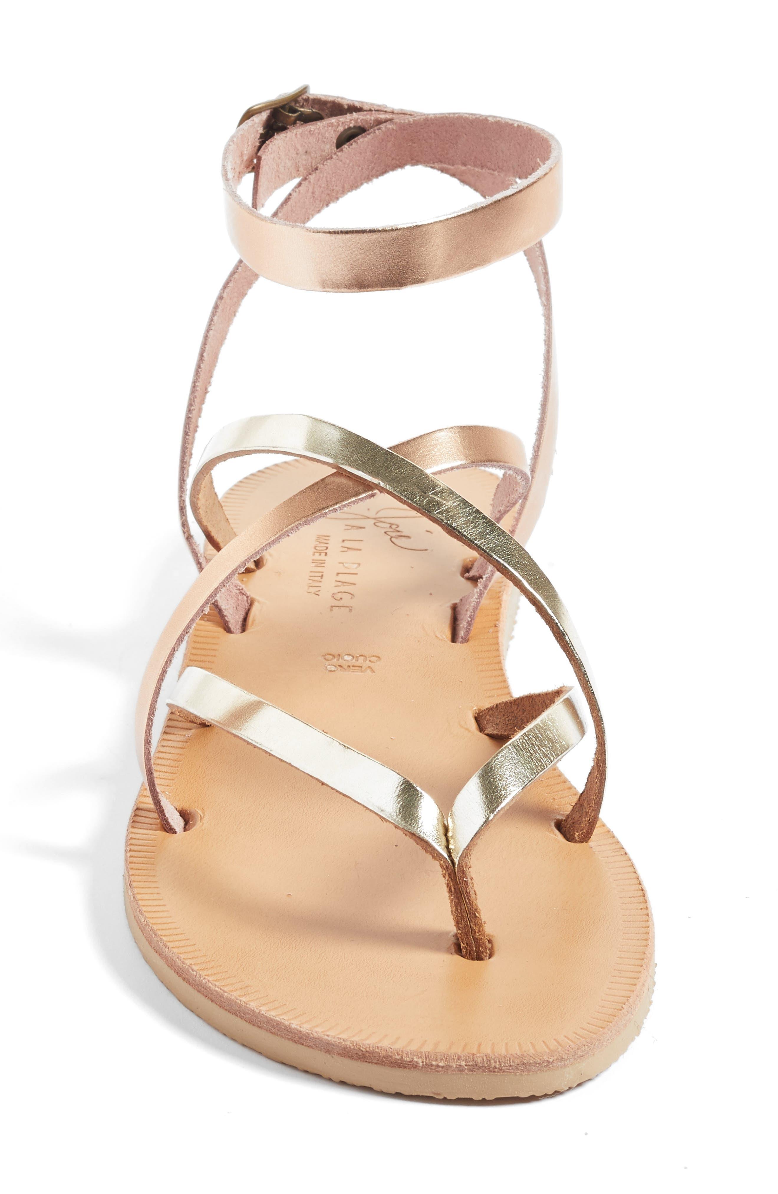 Alternate Image 4  - Joie 'Oda' Flat Sandal (Women)