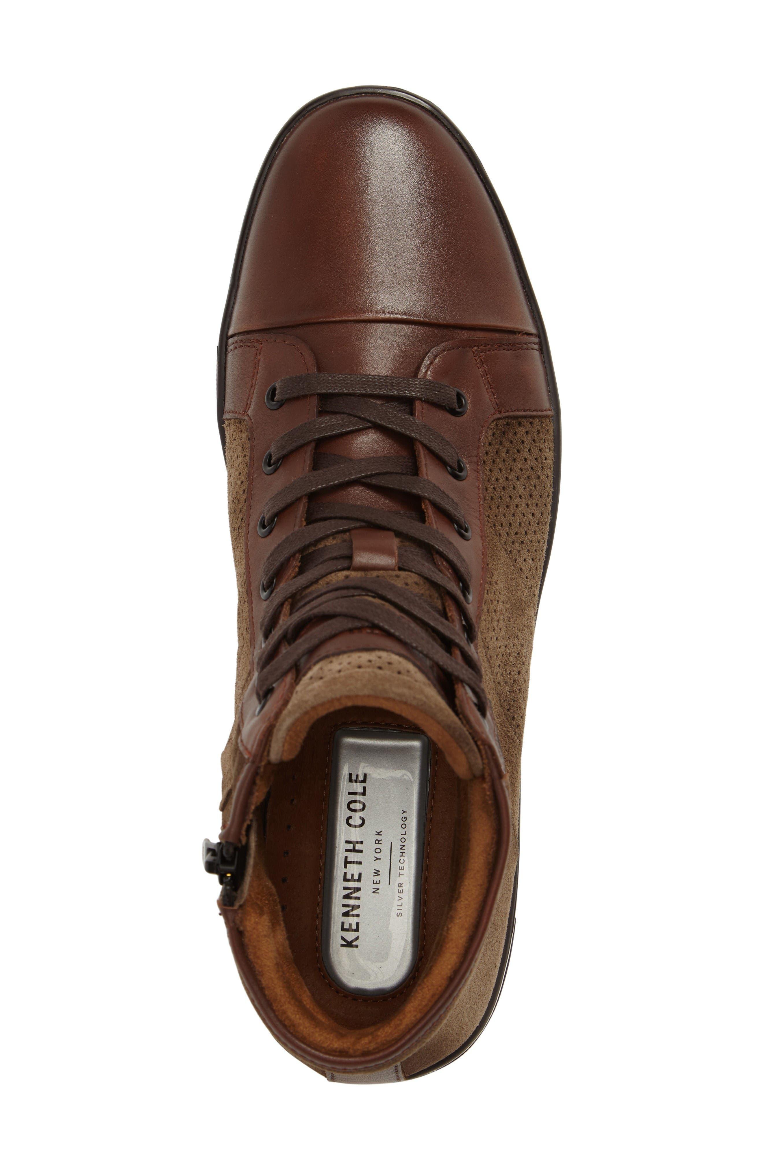 Alternate Image 5  - Kenneth Cole New York Initial Point Sneaker (Men)