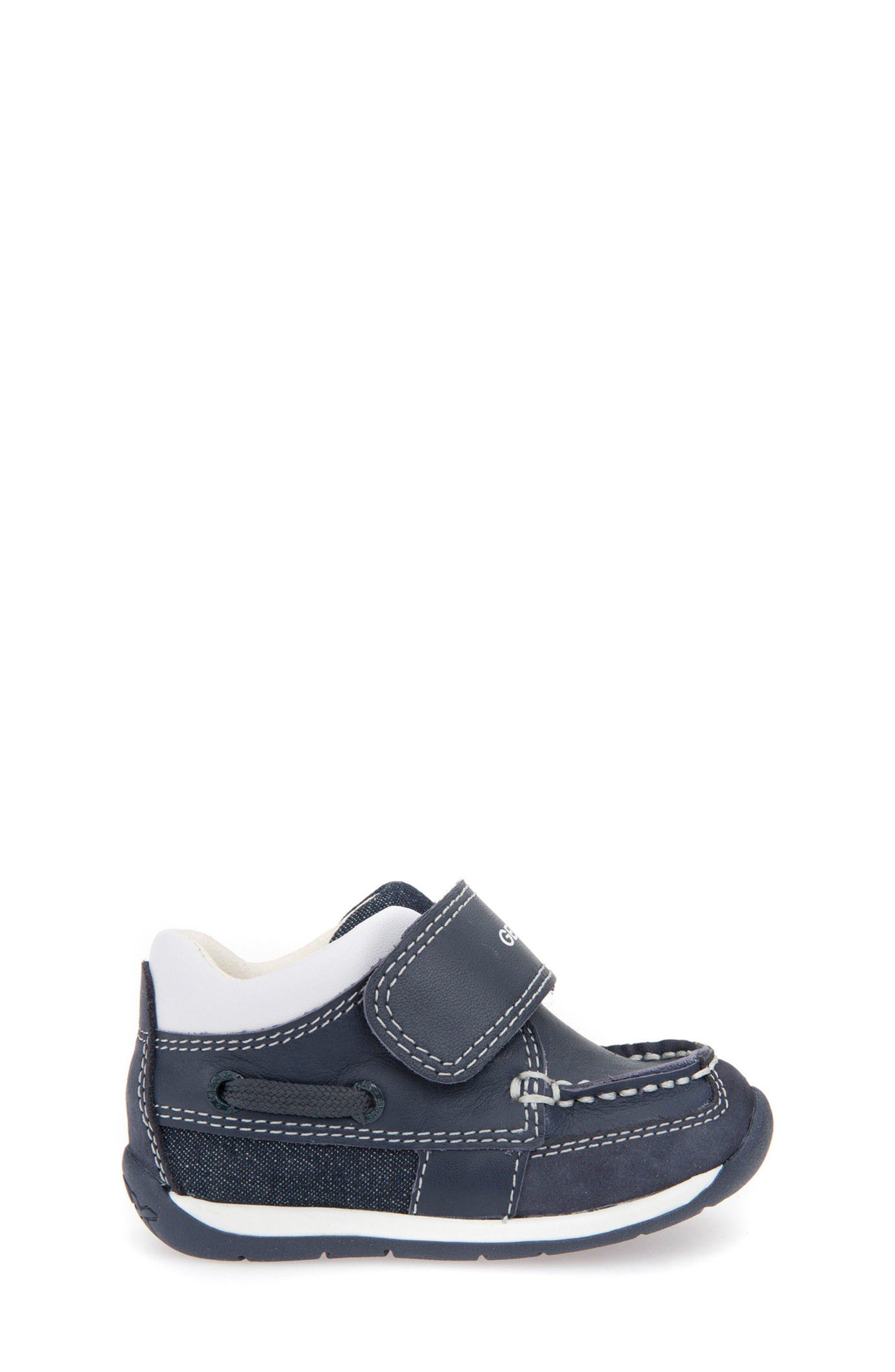 Alternate Image 3  - Geox Beach Sneaker (Baby, Walker & Toddler)