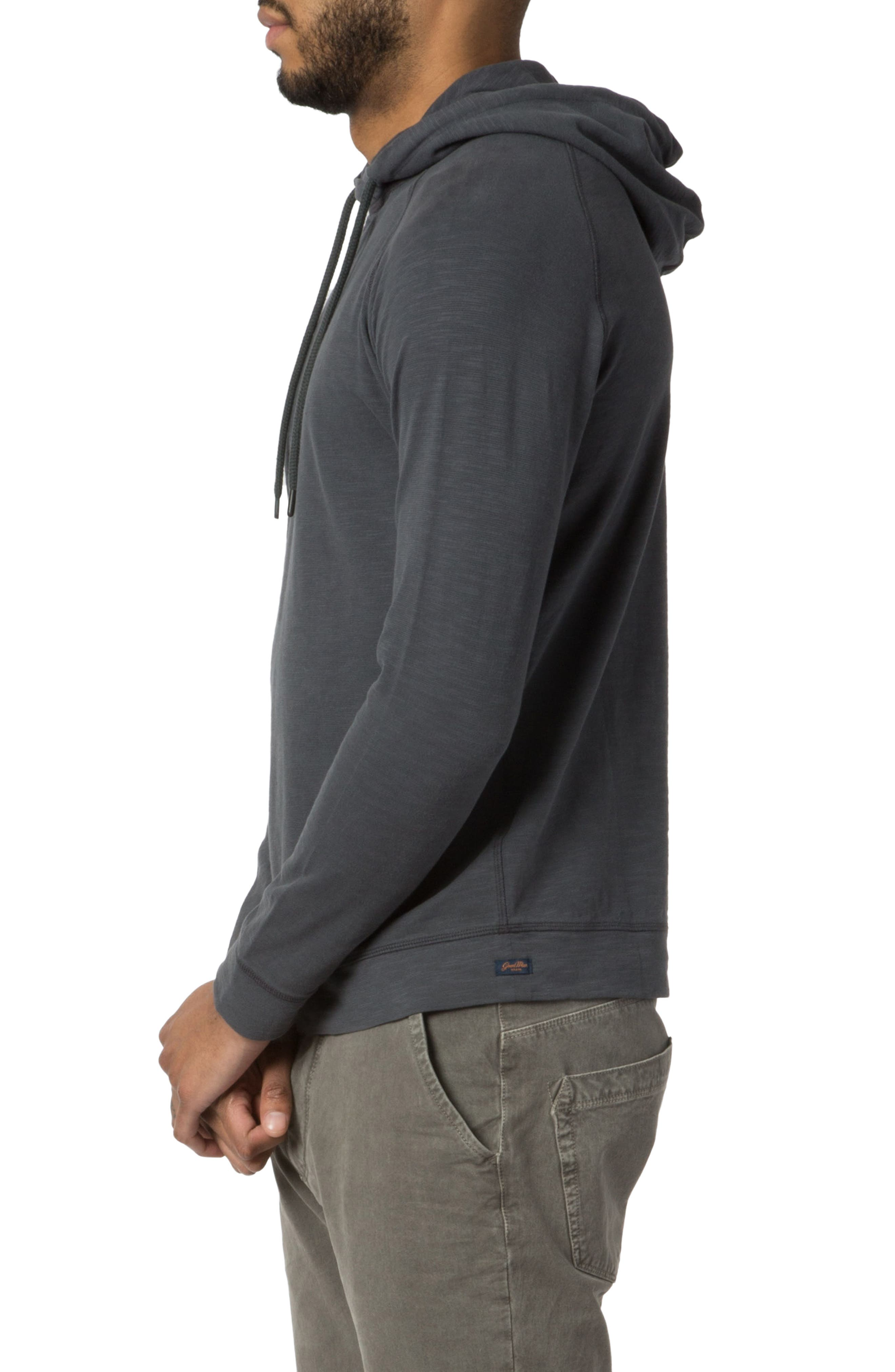 Alternate Image 3  - Good Man Brand Carbon Peach Hoodie