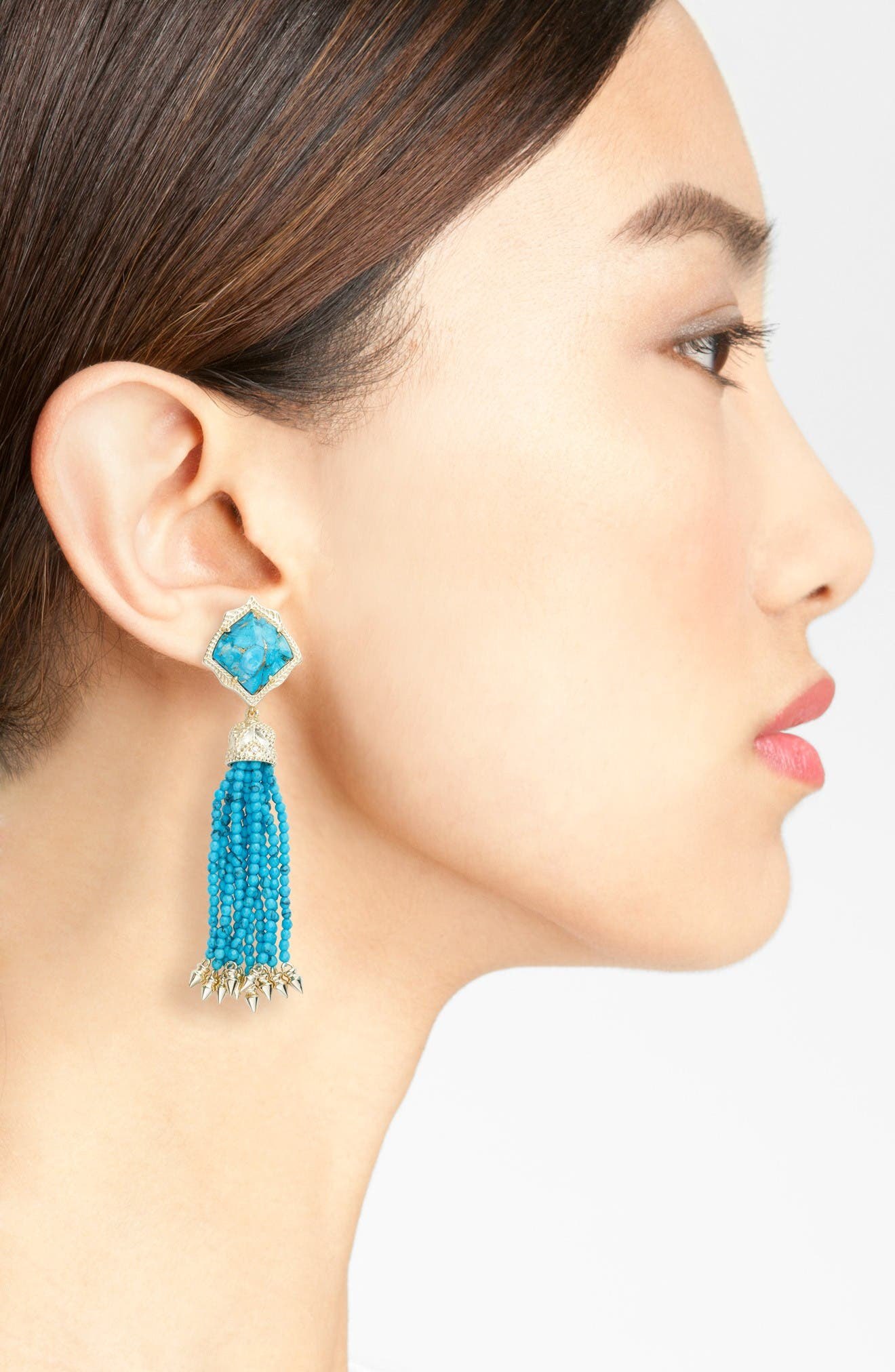 Alternate Image 2  - Kendra Scott Misha Tassel Earrings