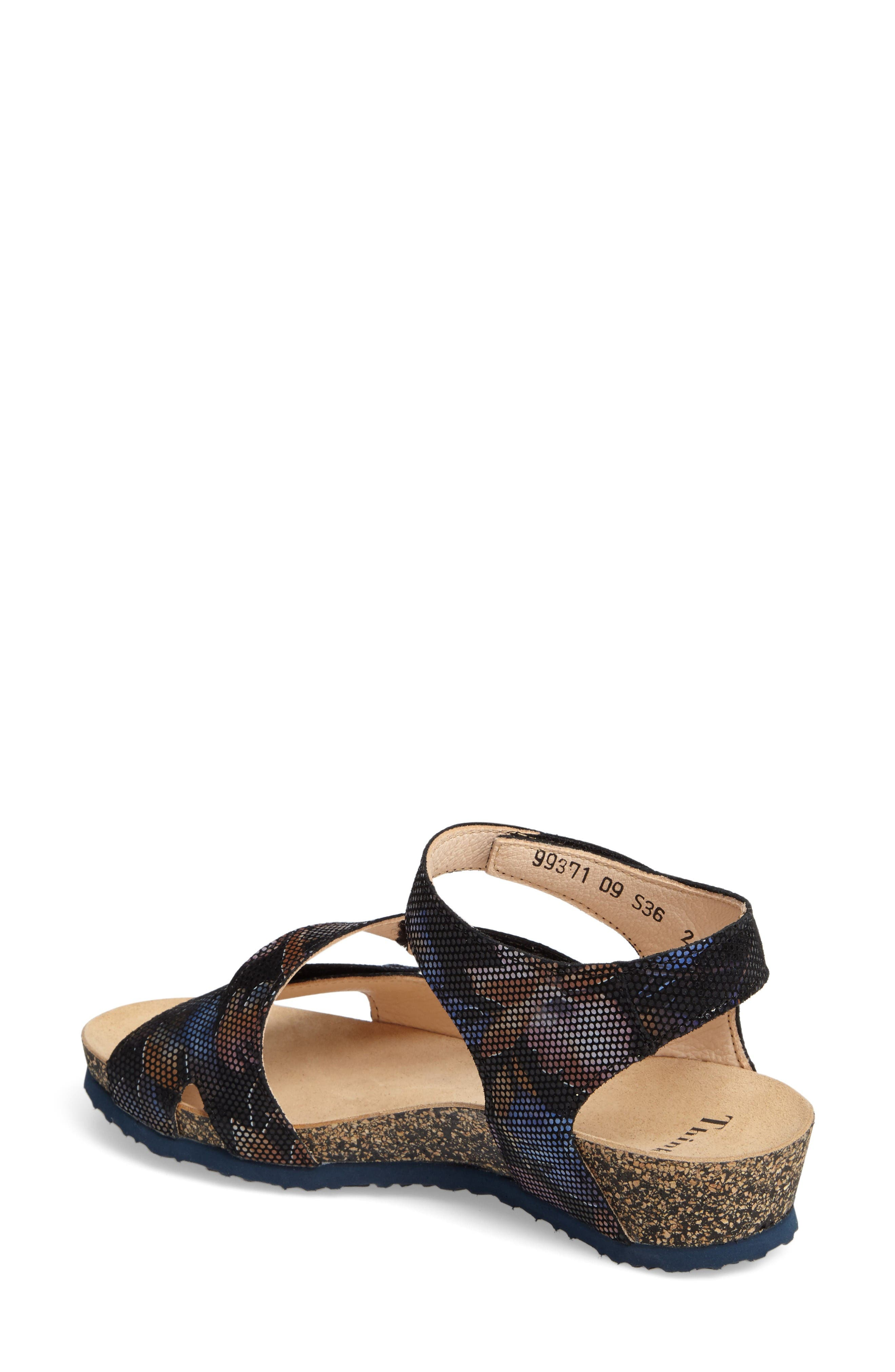Alternate Image 2  - Think! 'Dumia' Three Strap Sandal (Online Only)