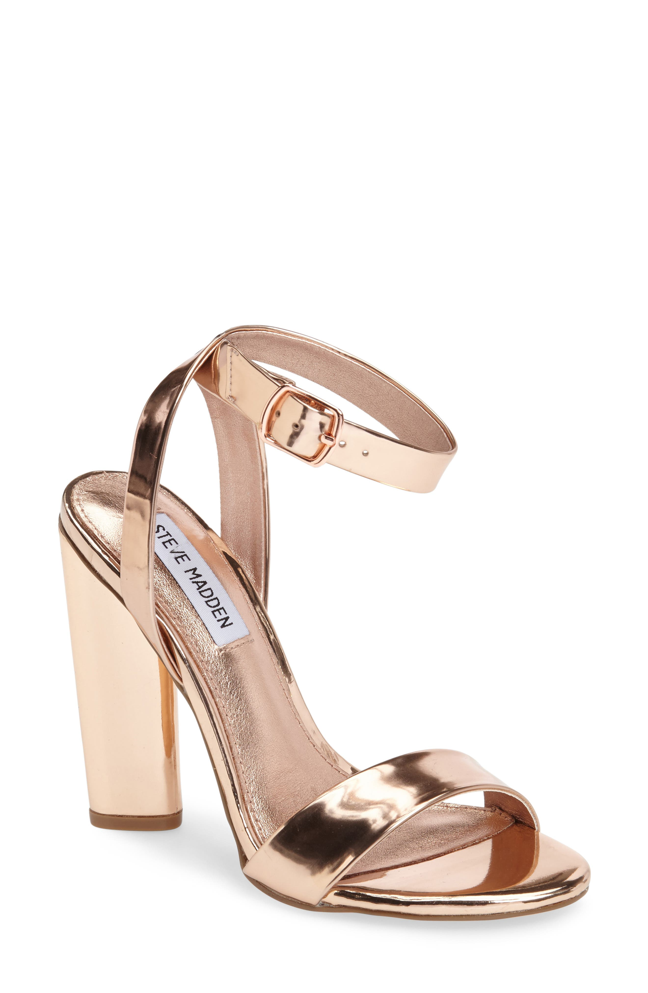 Alternate Image 1 Selected - Steve Madden Treasure Sandal (Women)