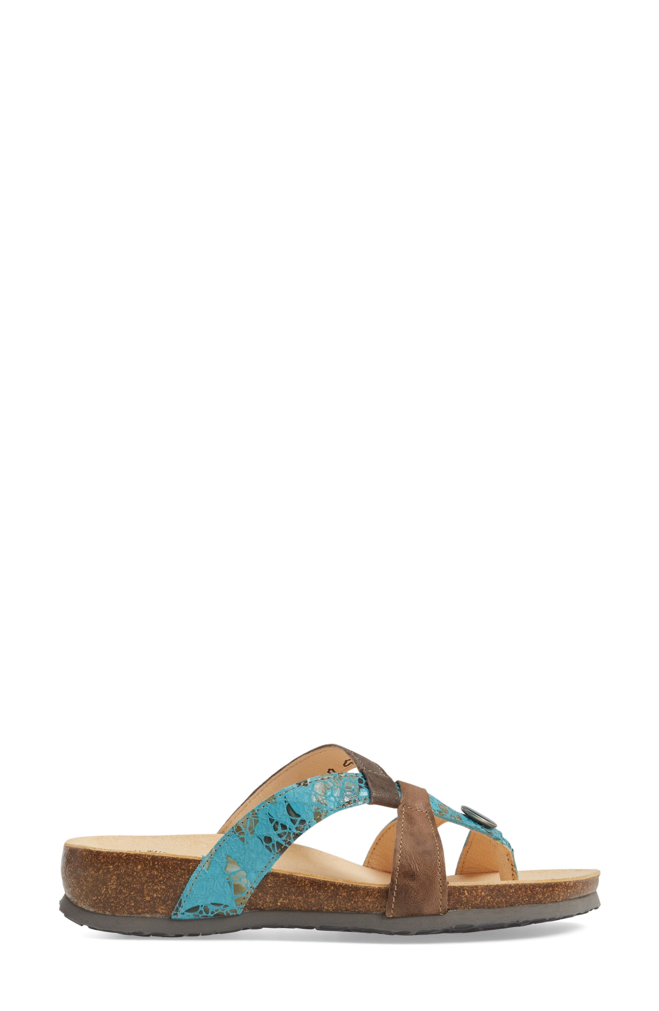 Alternate Image 3  - Think! 'Julia Strappy' Sandal