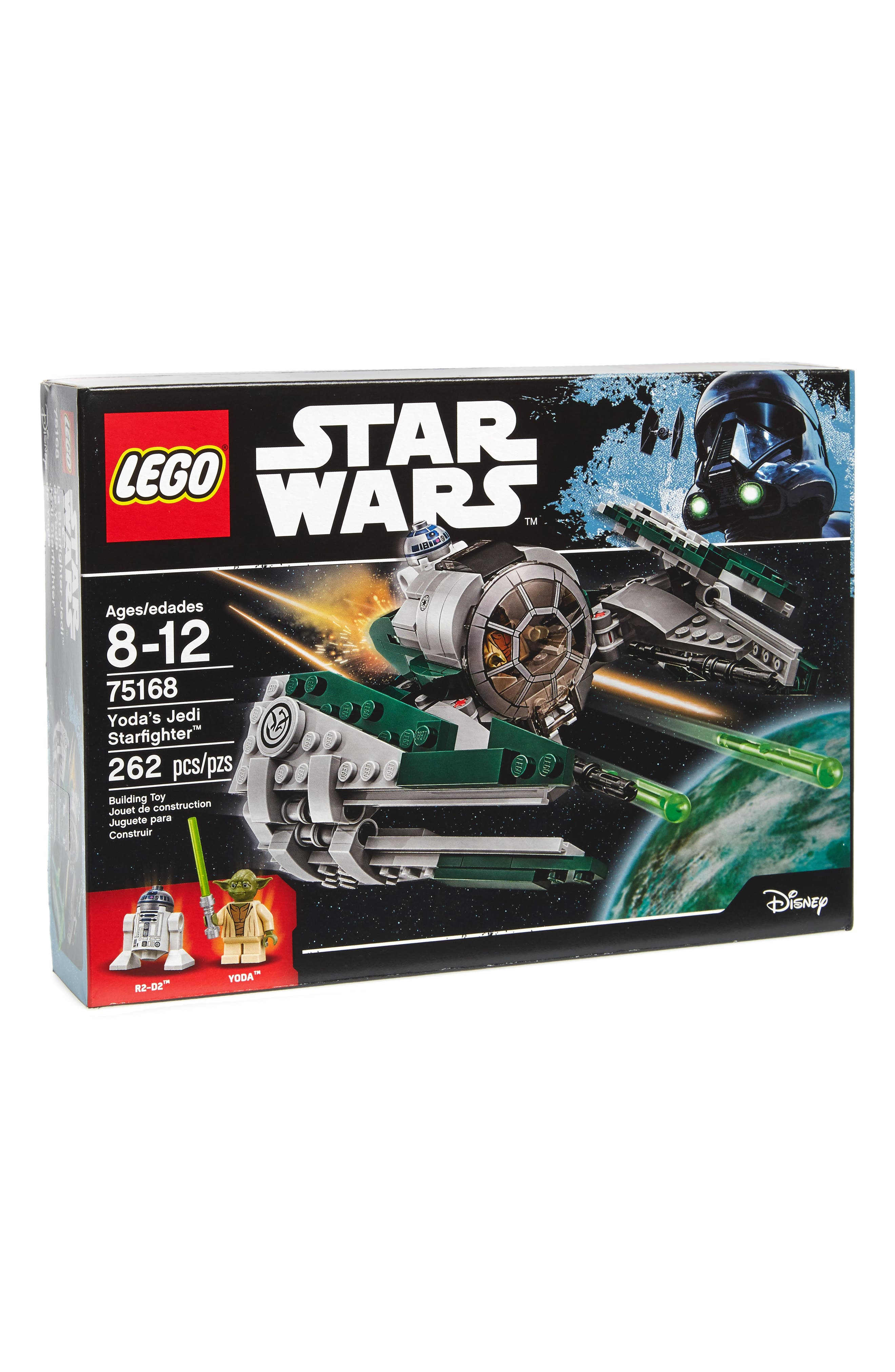 LEGO® Star Wars® Yoda's Jedi Starfighter - 75168