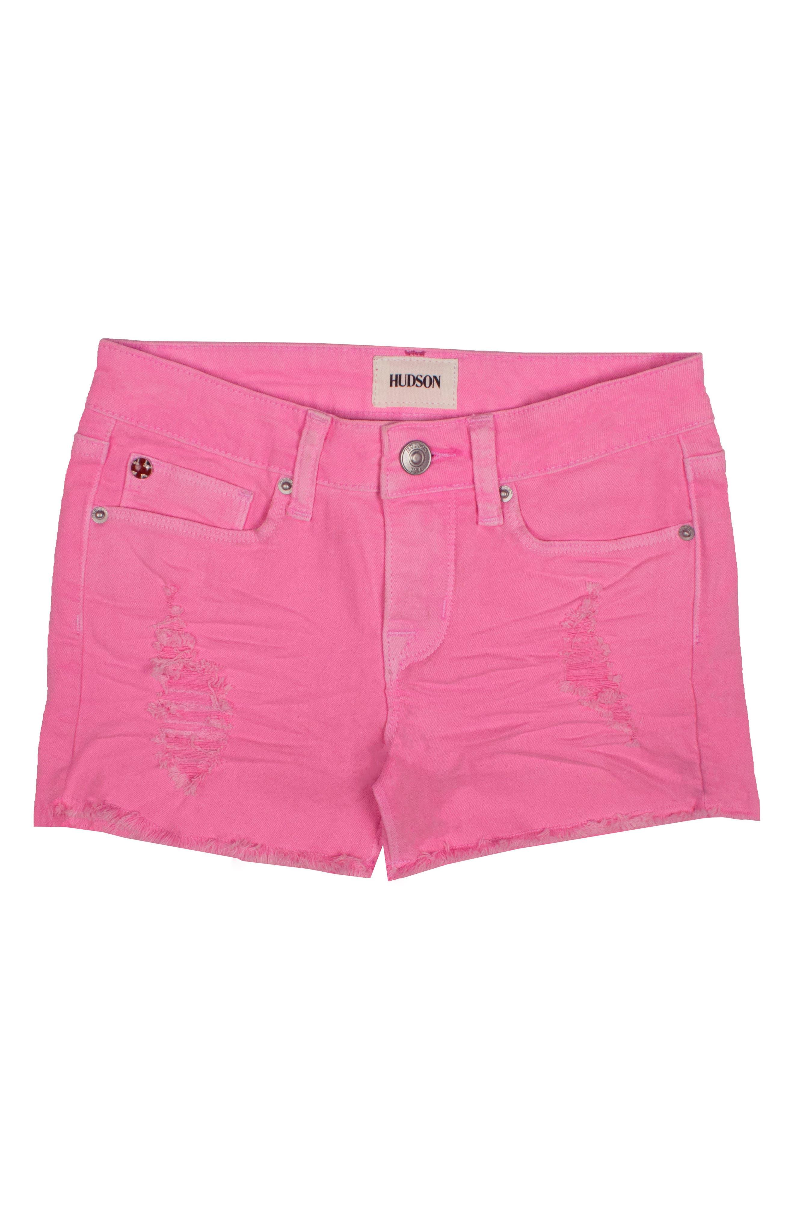 Main Image - Hudson Kids Ava Shorts (Baby Girls)