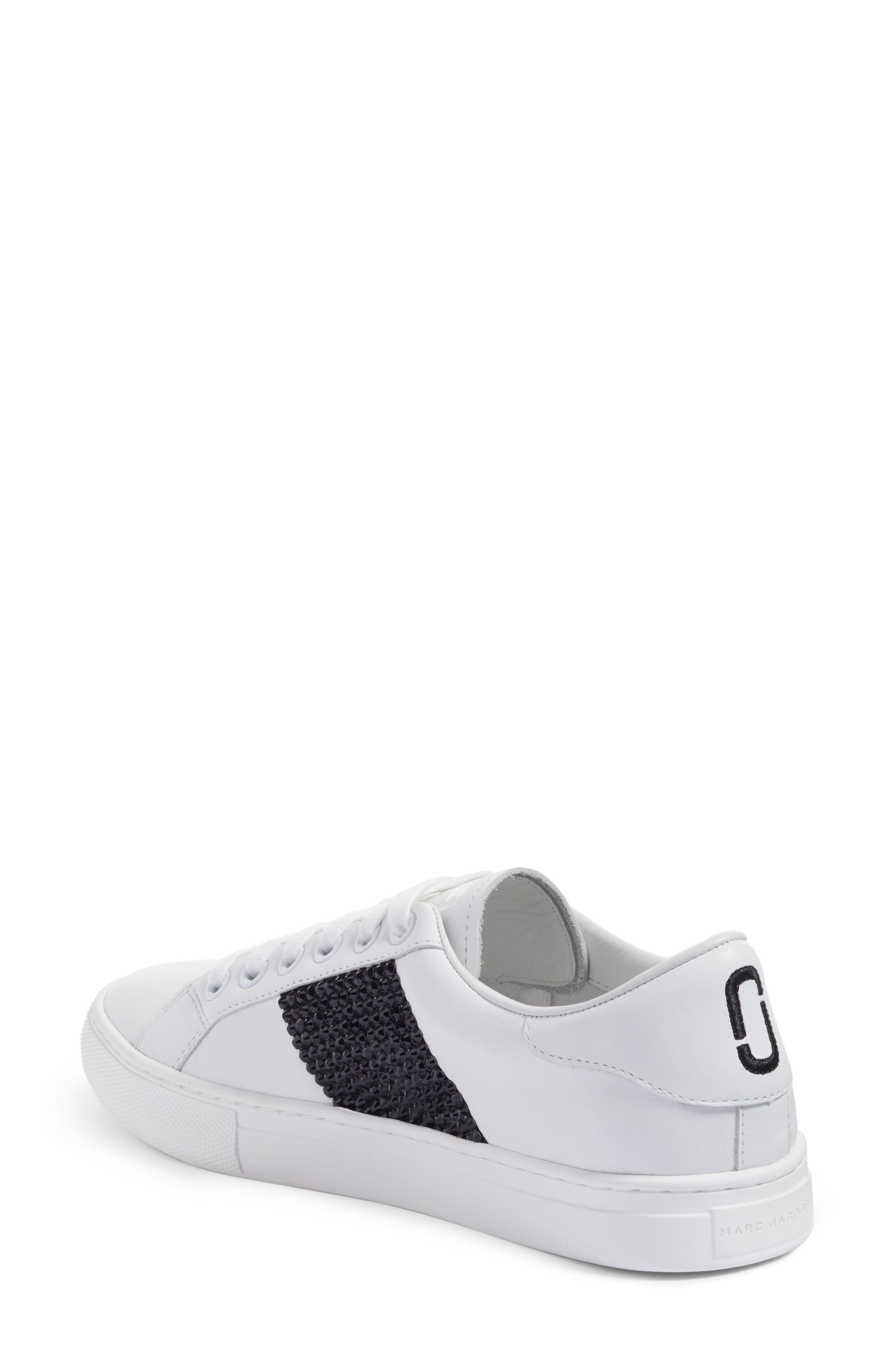 Alternate Image 2  - MARC JACOBS Empire Embellished Sneaker (Women)