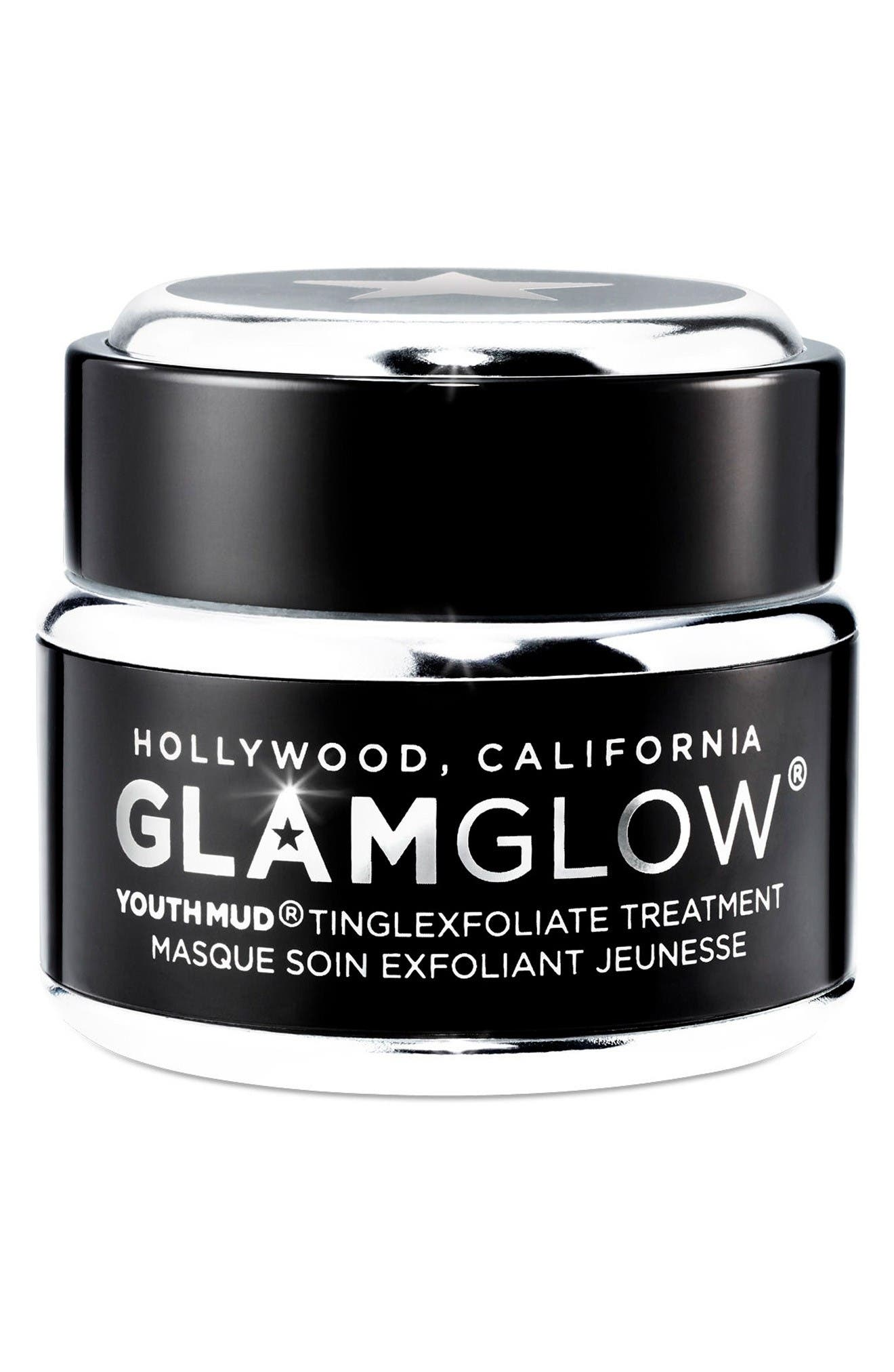 Alternate Image 4  - GLAMGLOW® YOUTHMUD™ Tinglexfoliate Treatment