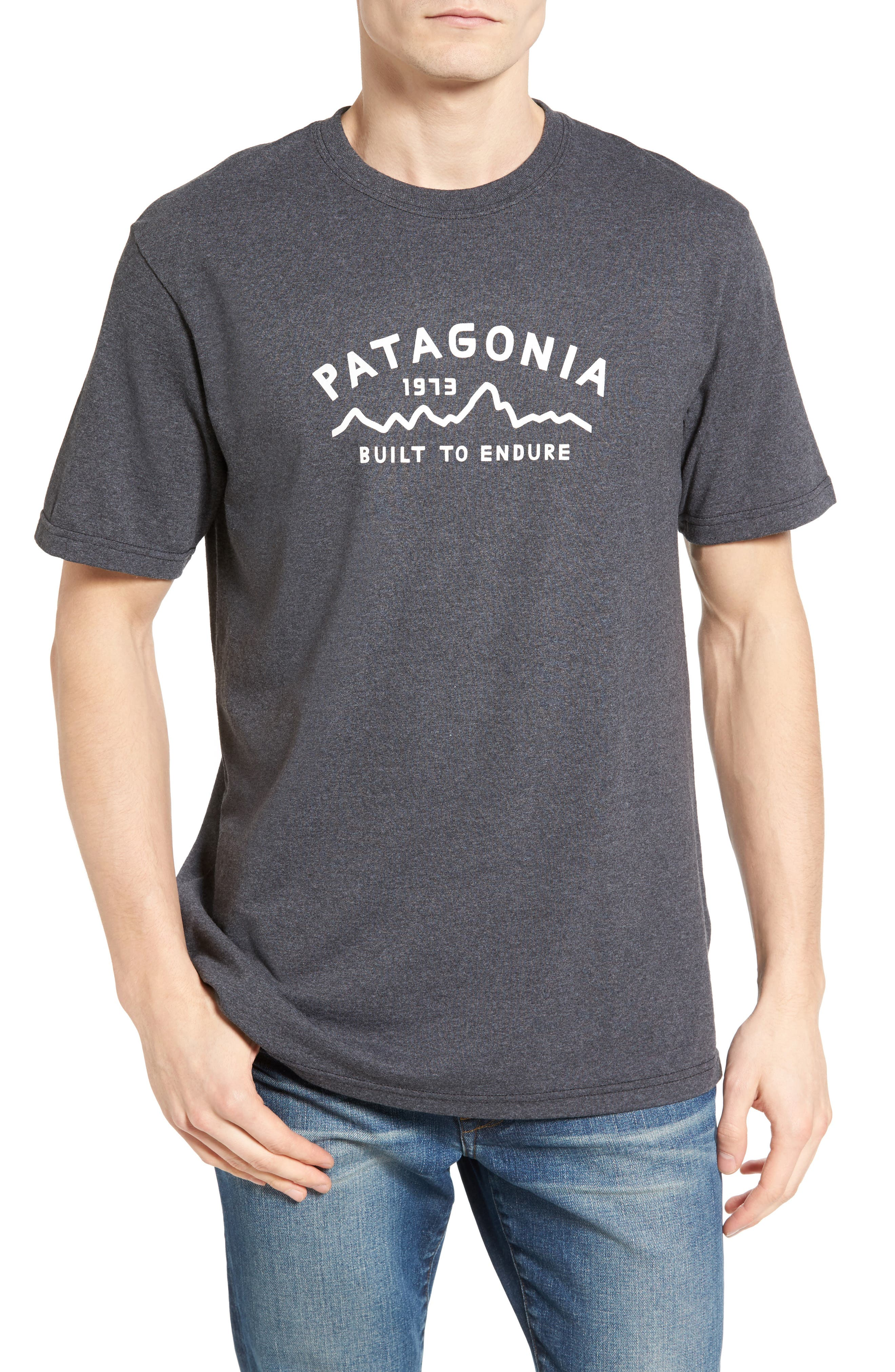 PATAGONIA Arched Type 73 Regular Fit T-Shirt