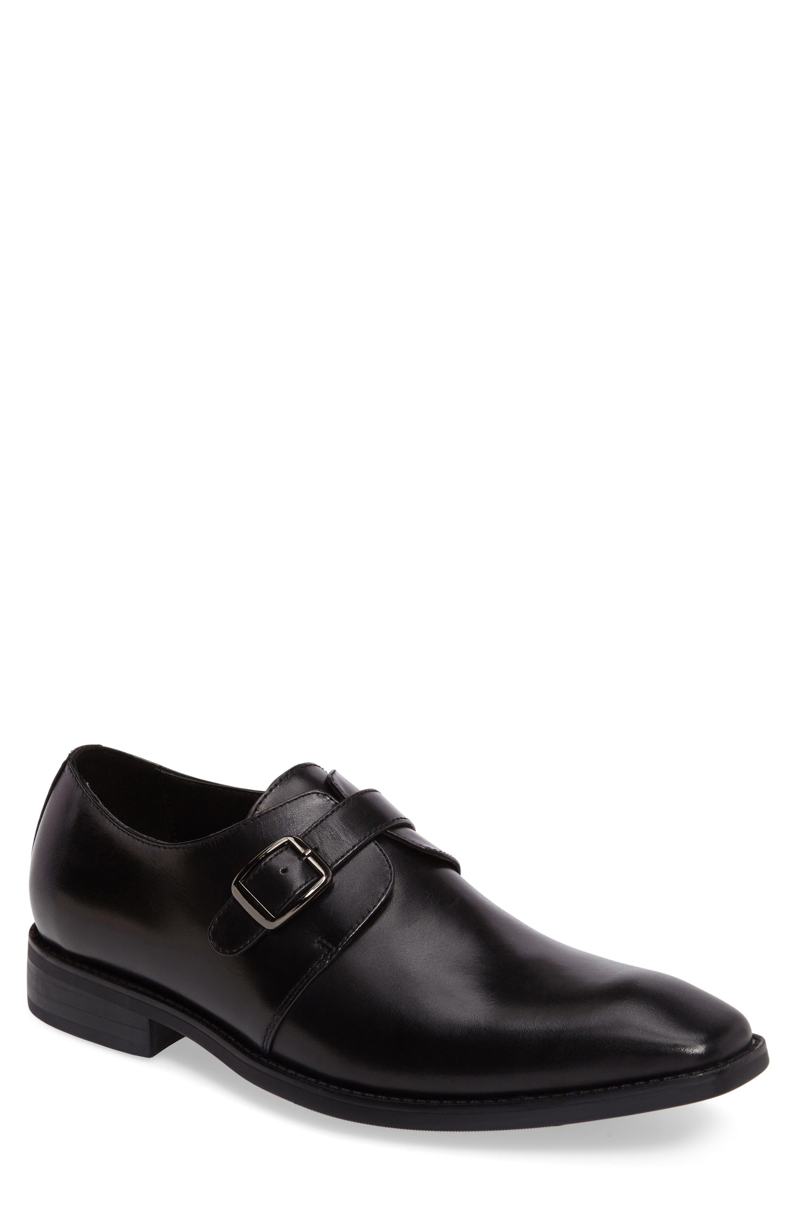 JUMP Landon Monk Strap Shoe