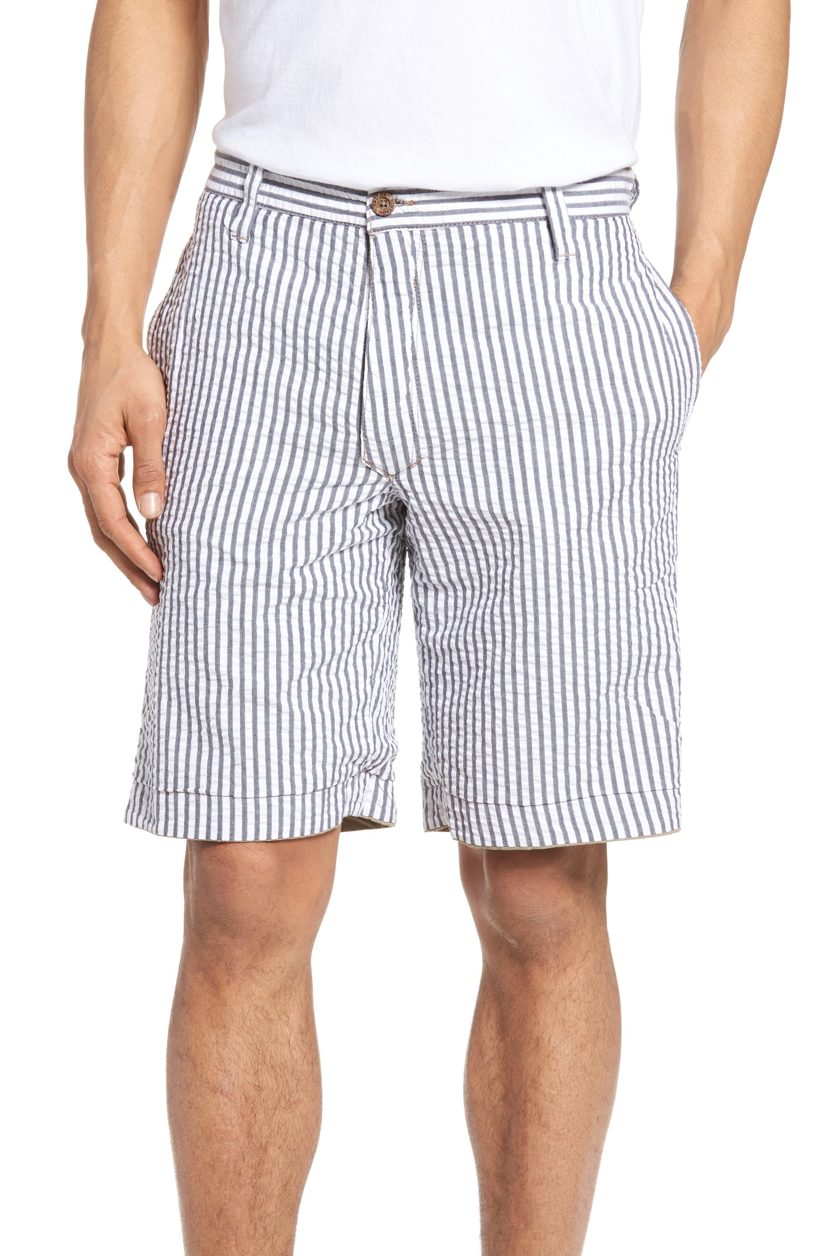 Alternate Image 4  - Tailor Vintage Reversible Walking Shorts