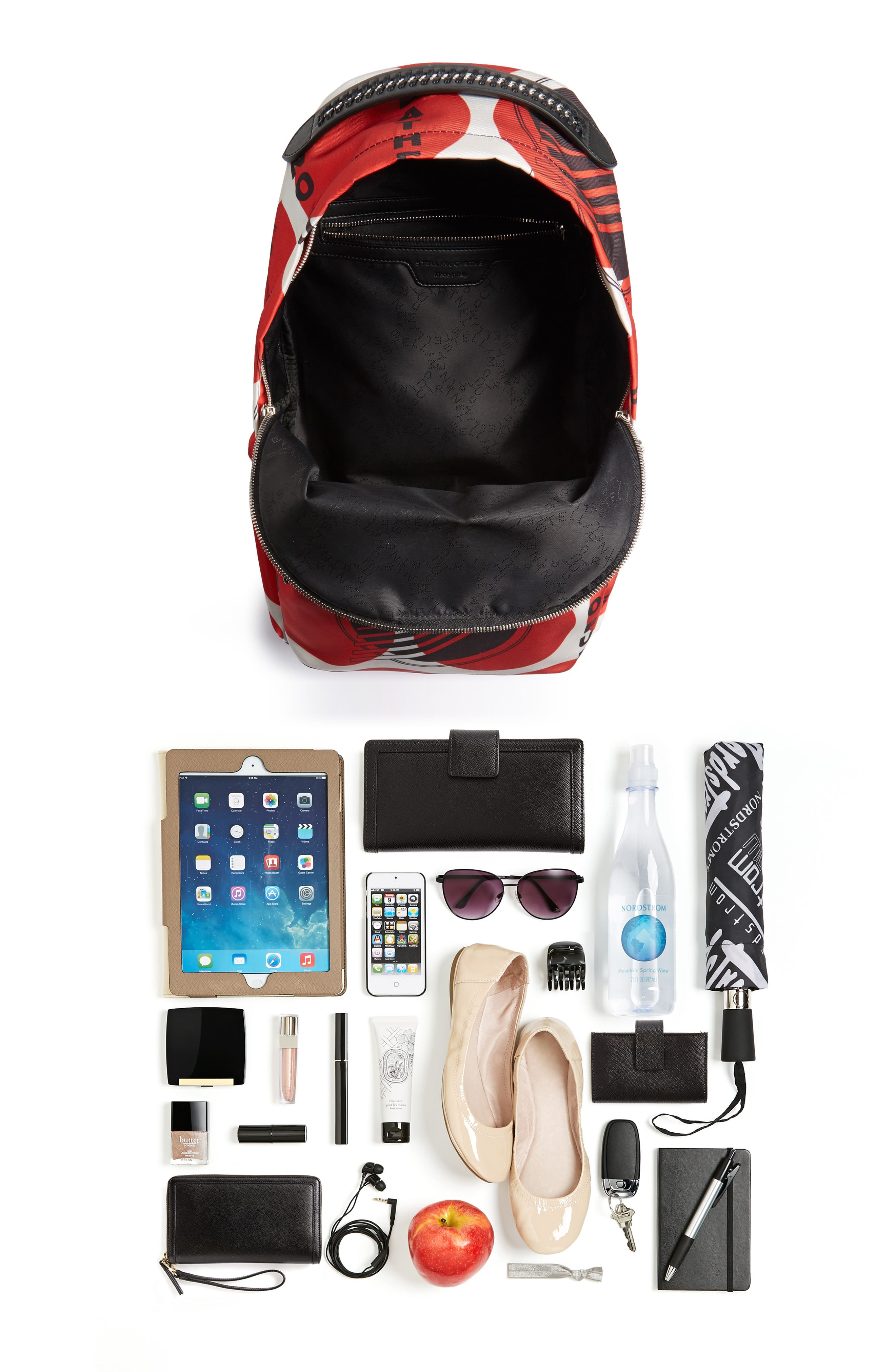 Alternate Image 7  - Stella McCartney Thanks Girls Nylon Backpack