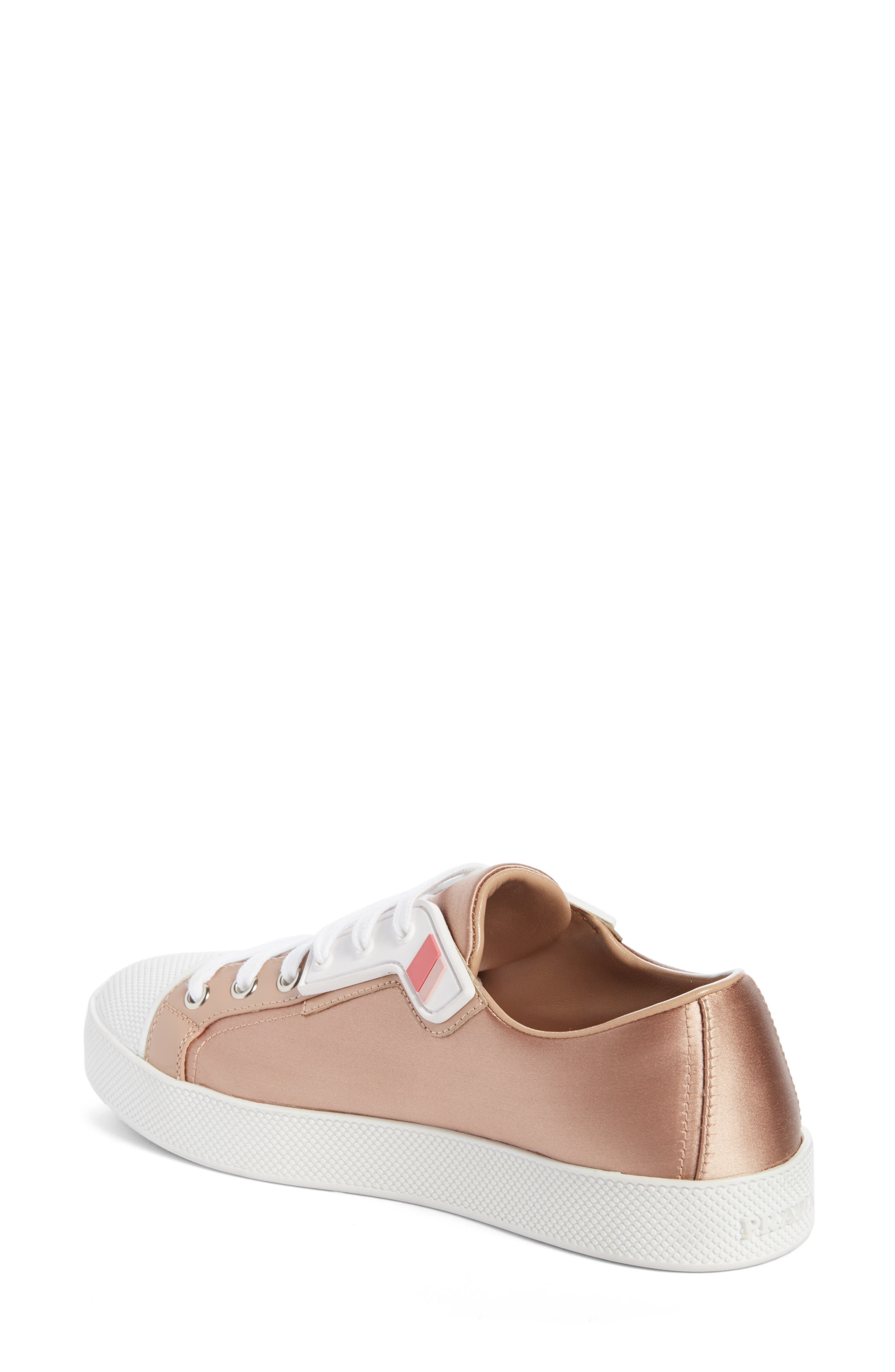 Alternate Image 2  - Prada Linea Rossa Platform Sneaker (Women)