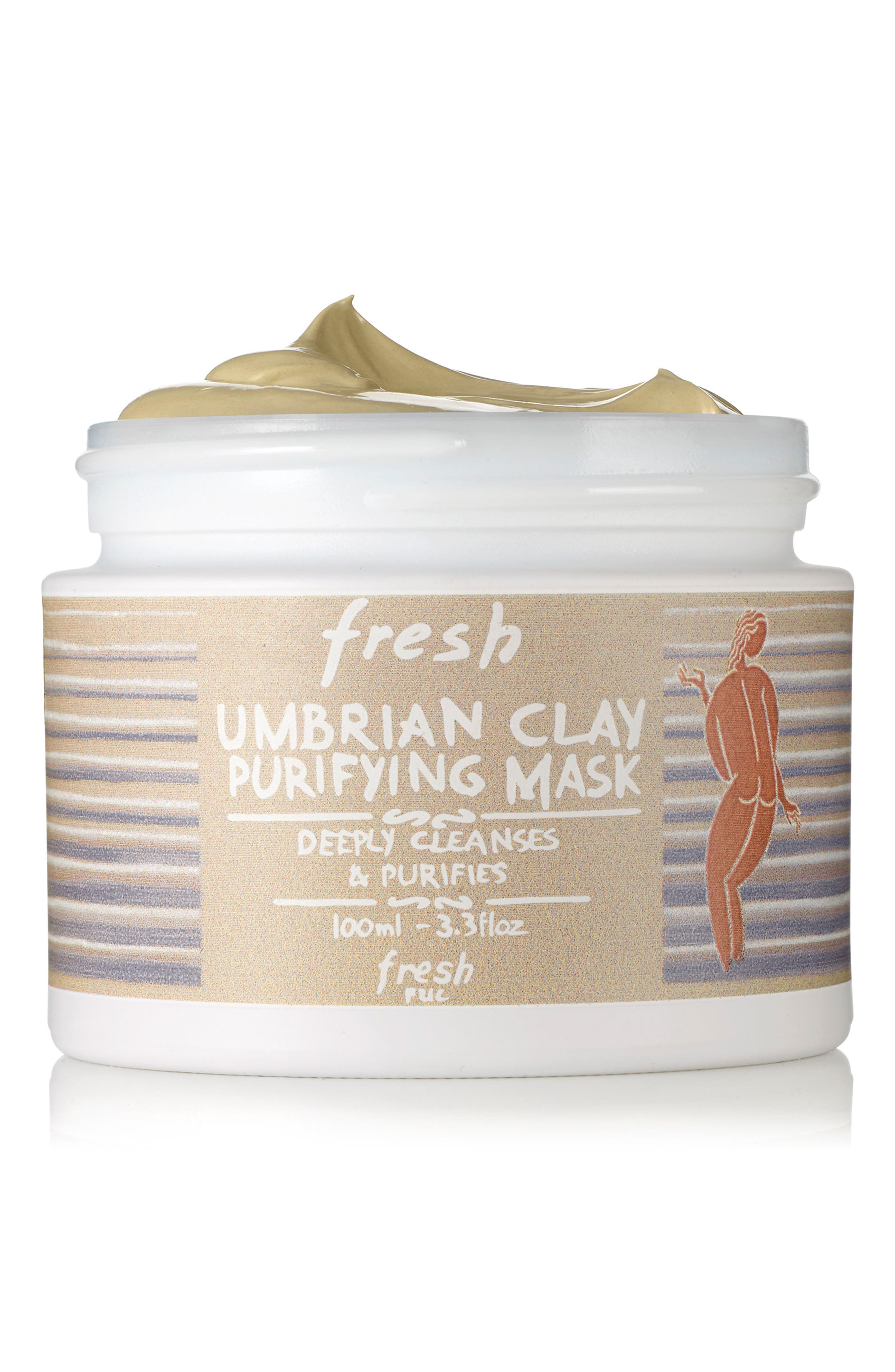 Umbrian Clay Purifying Mask,                         Main,                         color, No Color