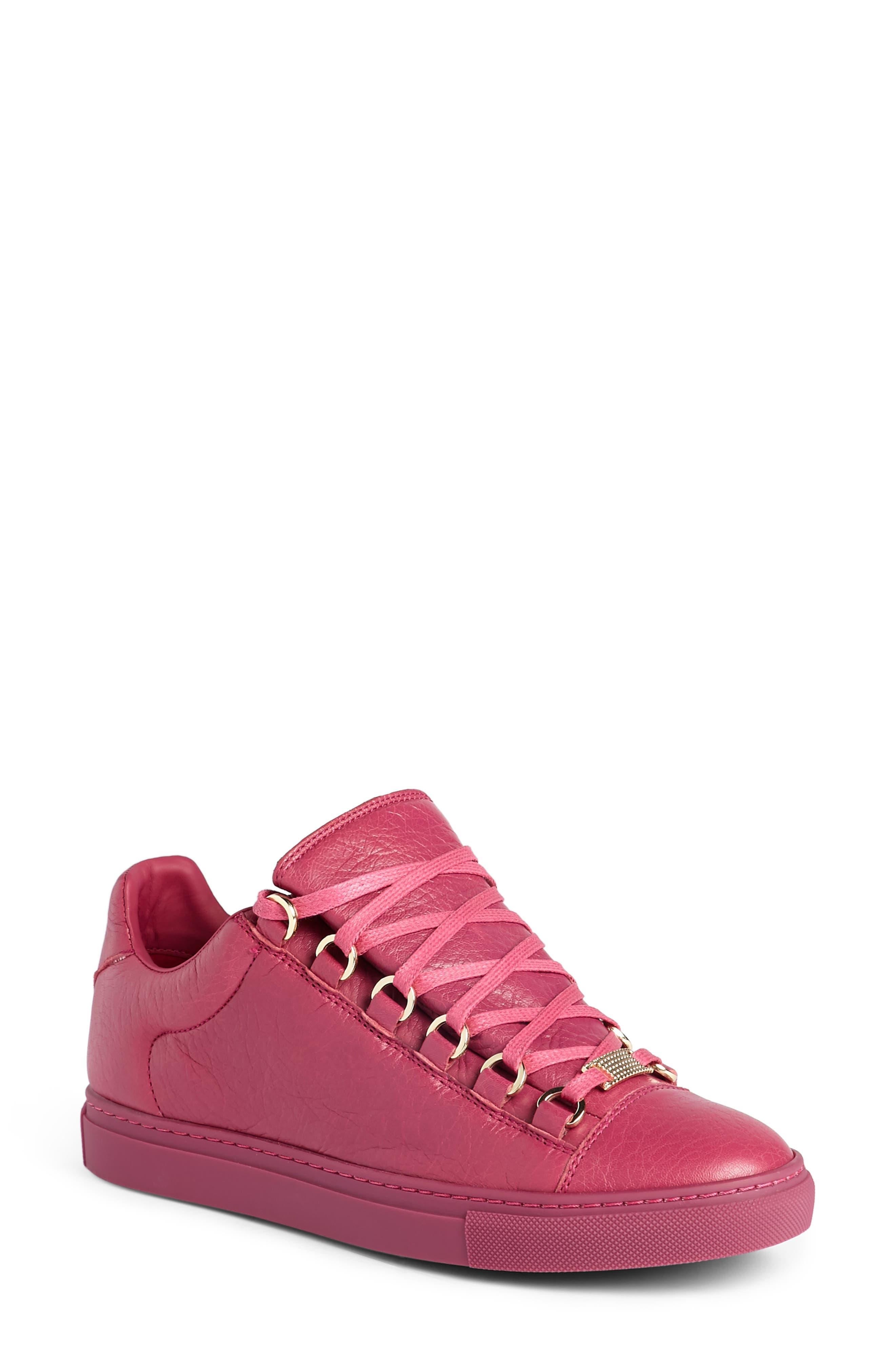 Balenciaga Low Top Sneaker (Women)