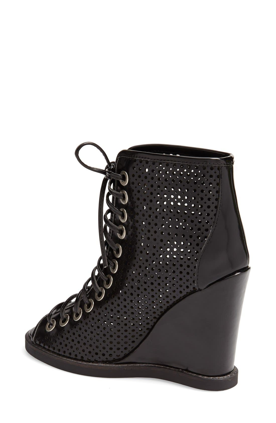 Alternate Image 2  - Jeffrey Campbell 'Adelicia' Ankle Boot (Women)