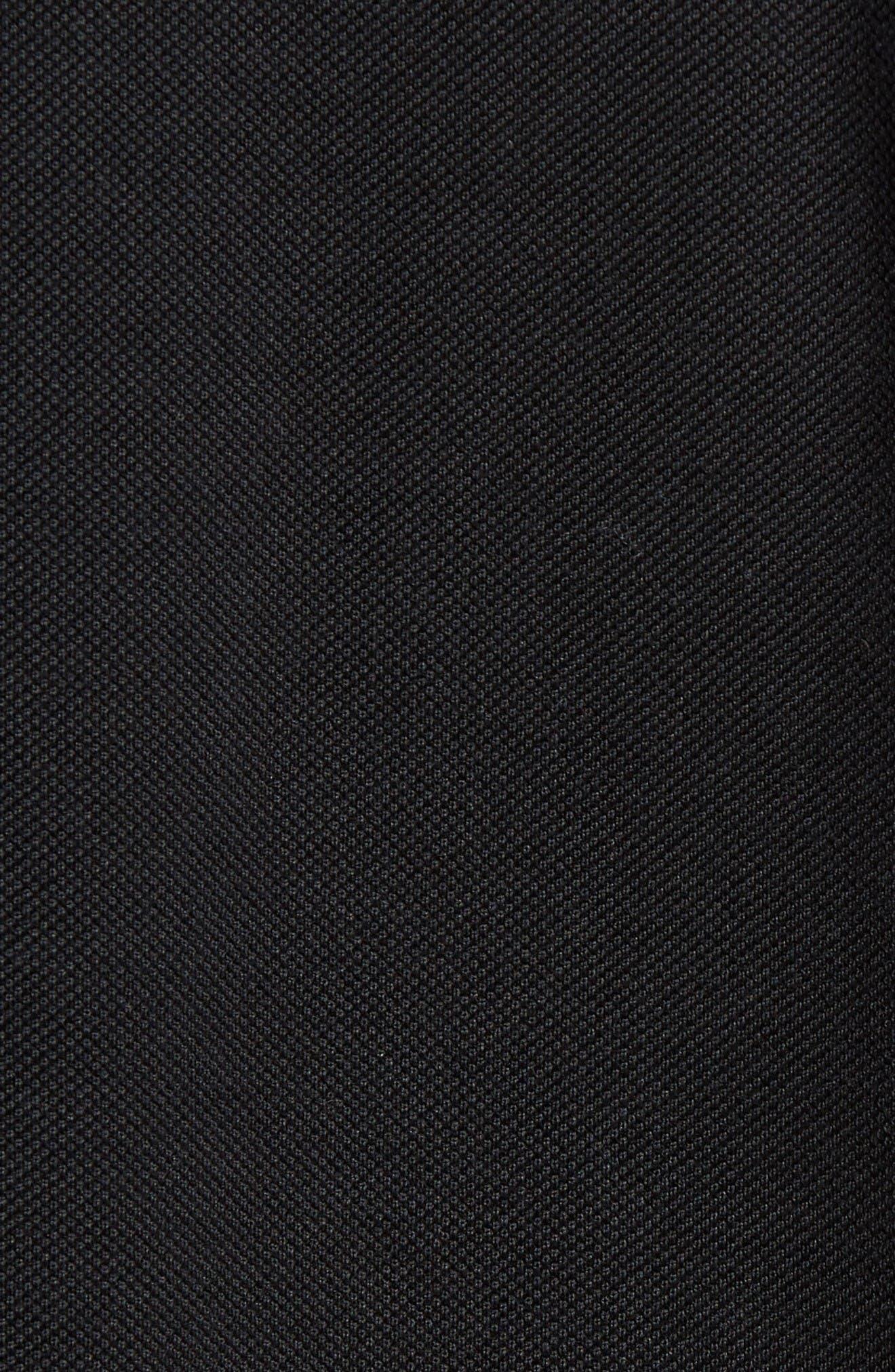 Alto Bunny Polo,                             Alternate thumbnail 5, color,                             Black