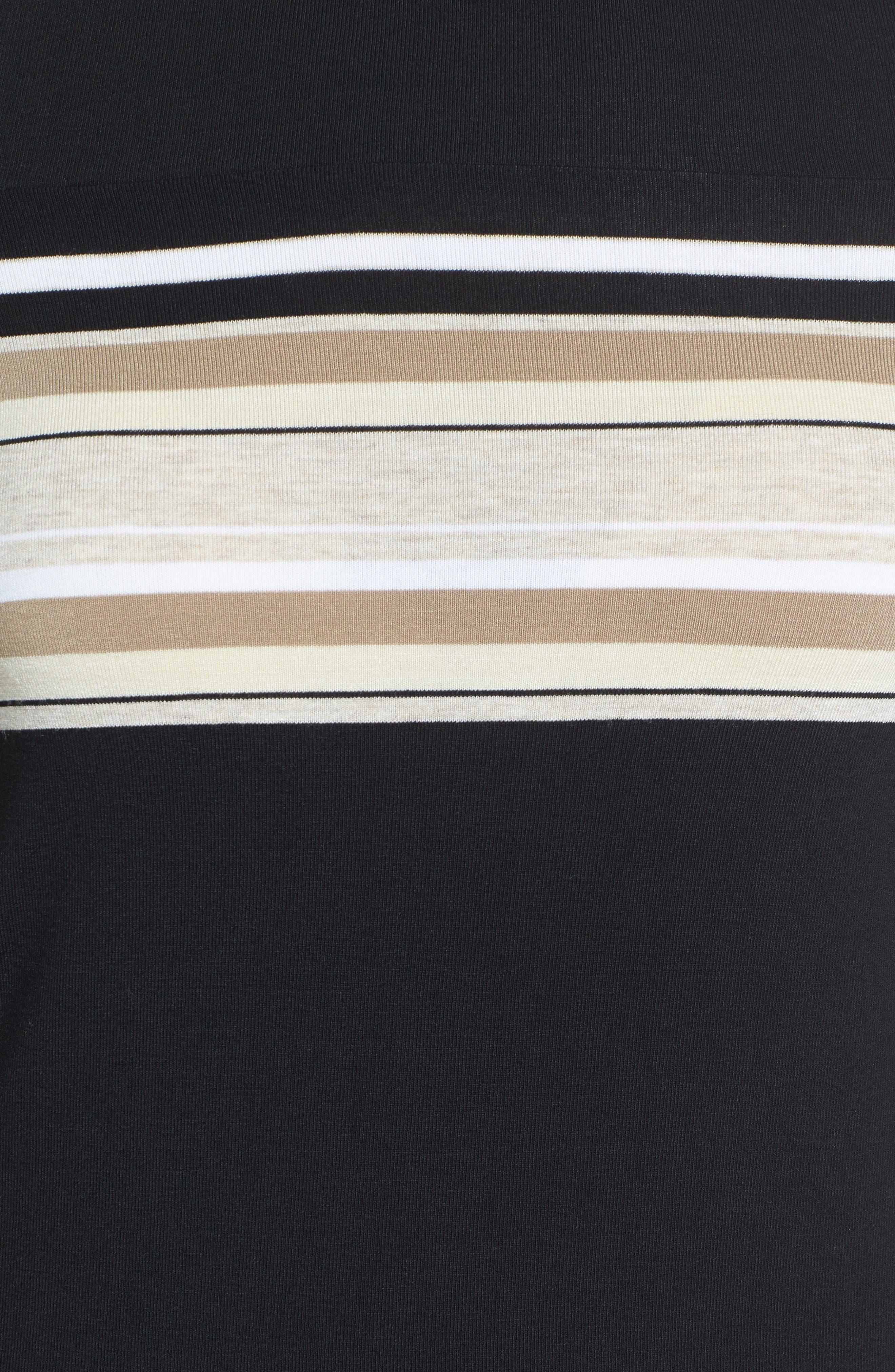 Alternate Image 5  - Bailey 44 Stripe Off the Shoulder Top