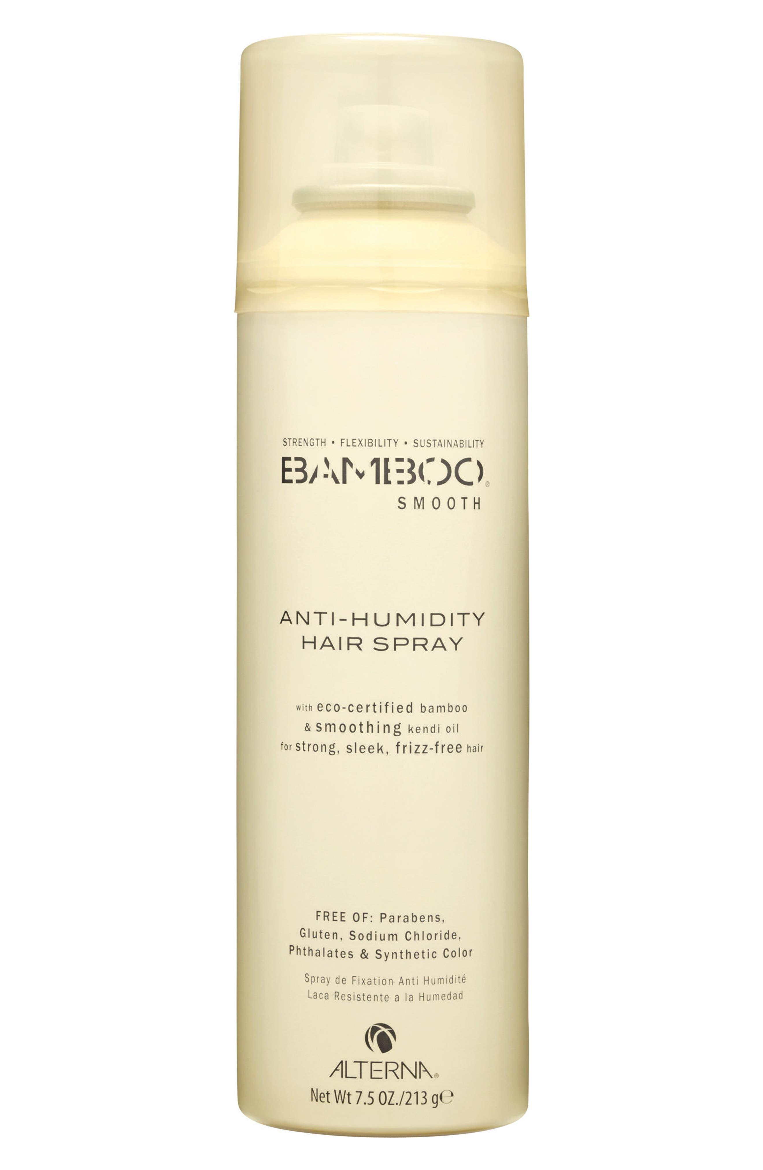 ALTERNA® Bamboo Smooth Anti-Humidity Hair Spray