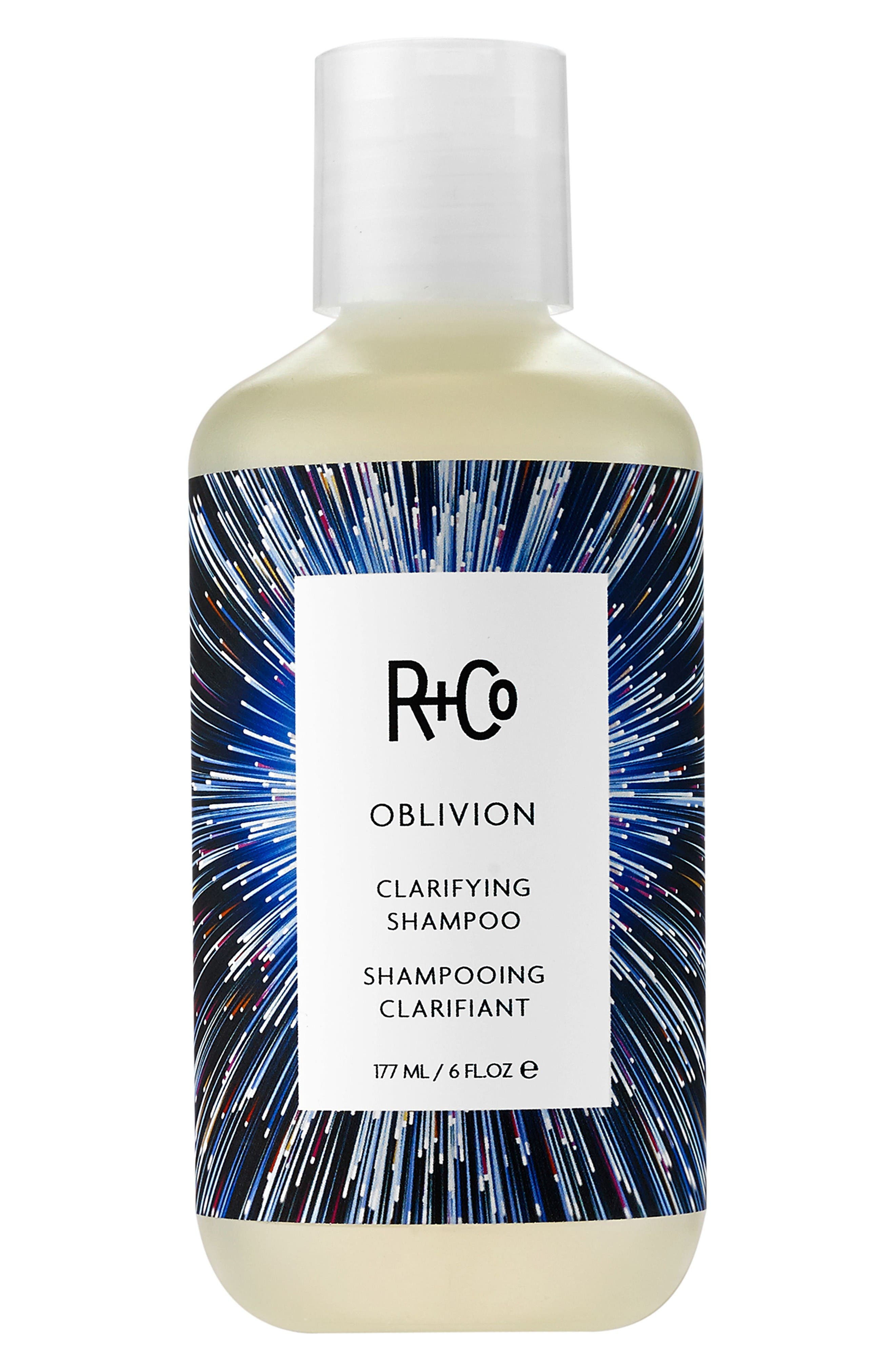 SPACE.NK.apothecary R+Co Oblivion Clarify Shampoo,                             Main thumbnail 1, color,                             No Color