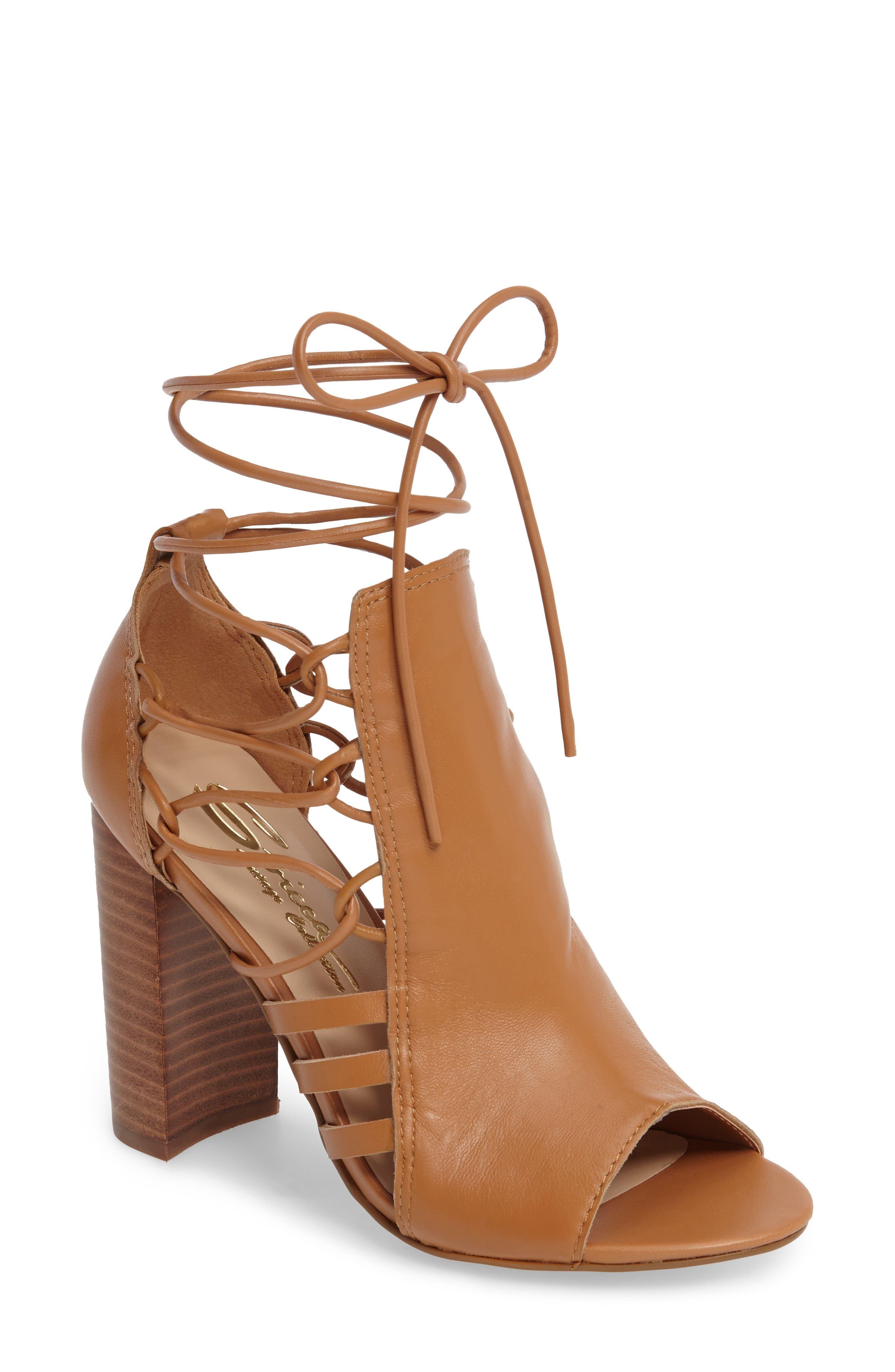 Sbicca Adette Ankle Tie Sandal (Women)