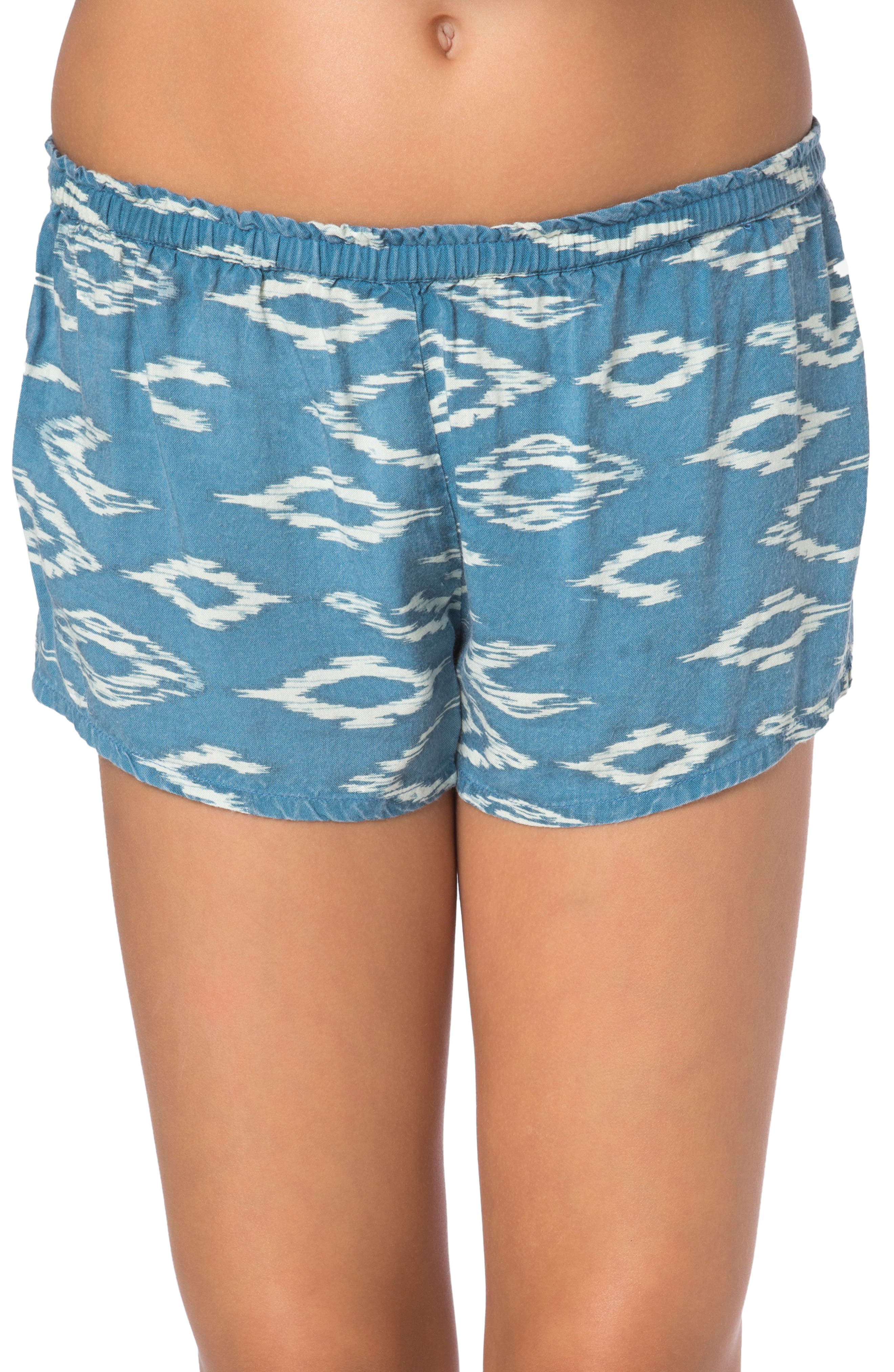 Alternate Image 1 Selected - O'Neill Sonnie Shorts (Big Girls)