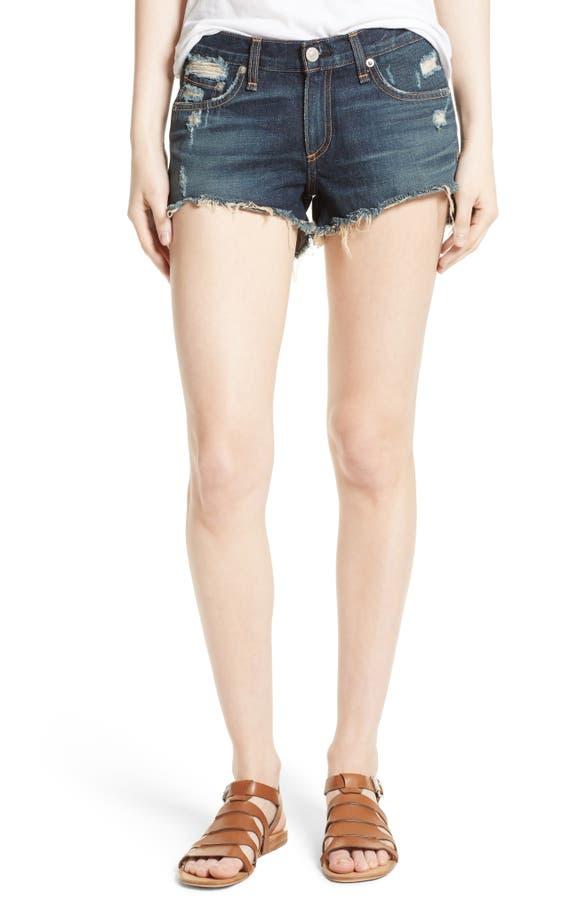 rag & bone/JEAN Cutoff Denim Shorts (Doris) | Nordstrom