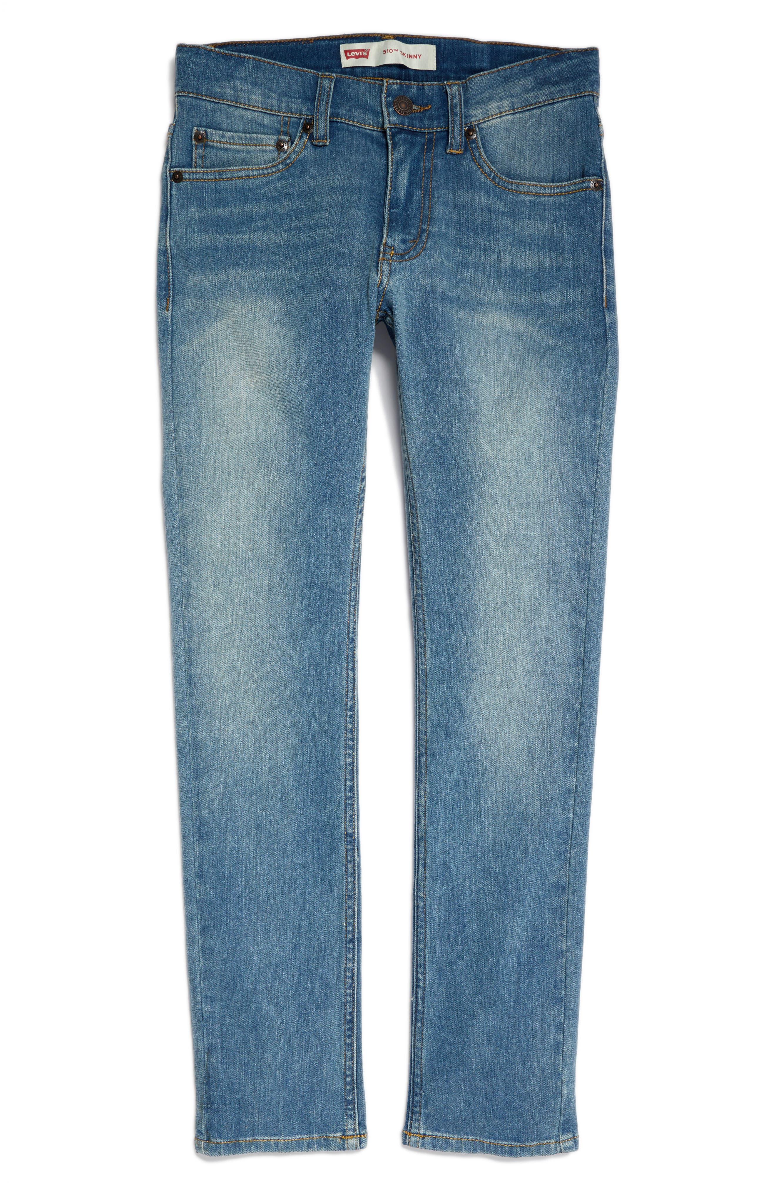 510<sup>™</sup> Skinny Fit Jeans,                         Main,                         color, Sky