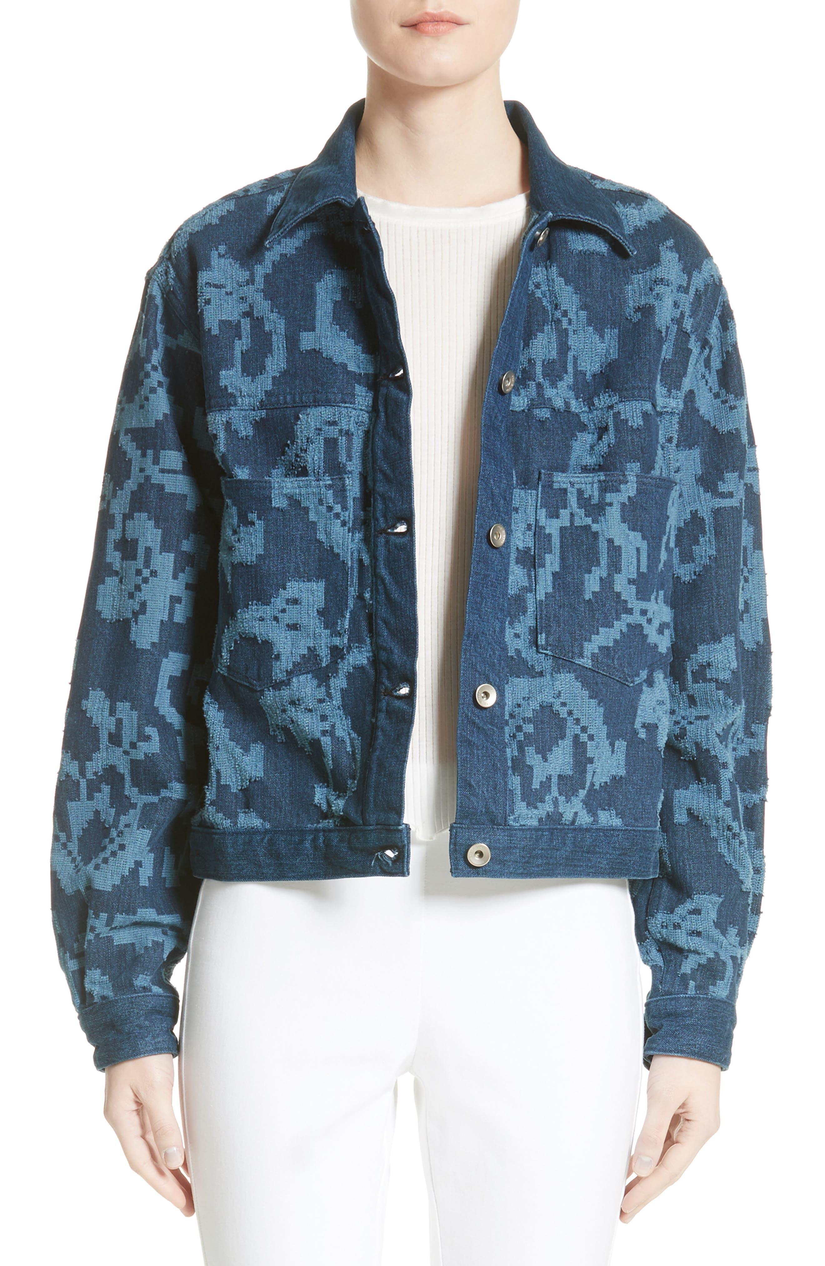 Main Image - rag & bone Concord Jean Jacket