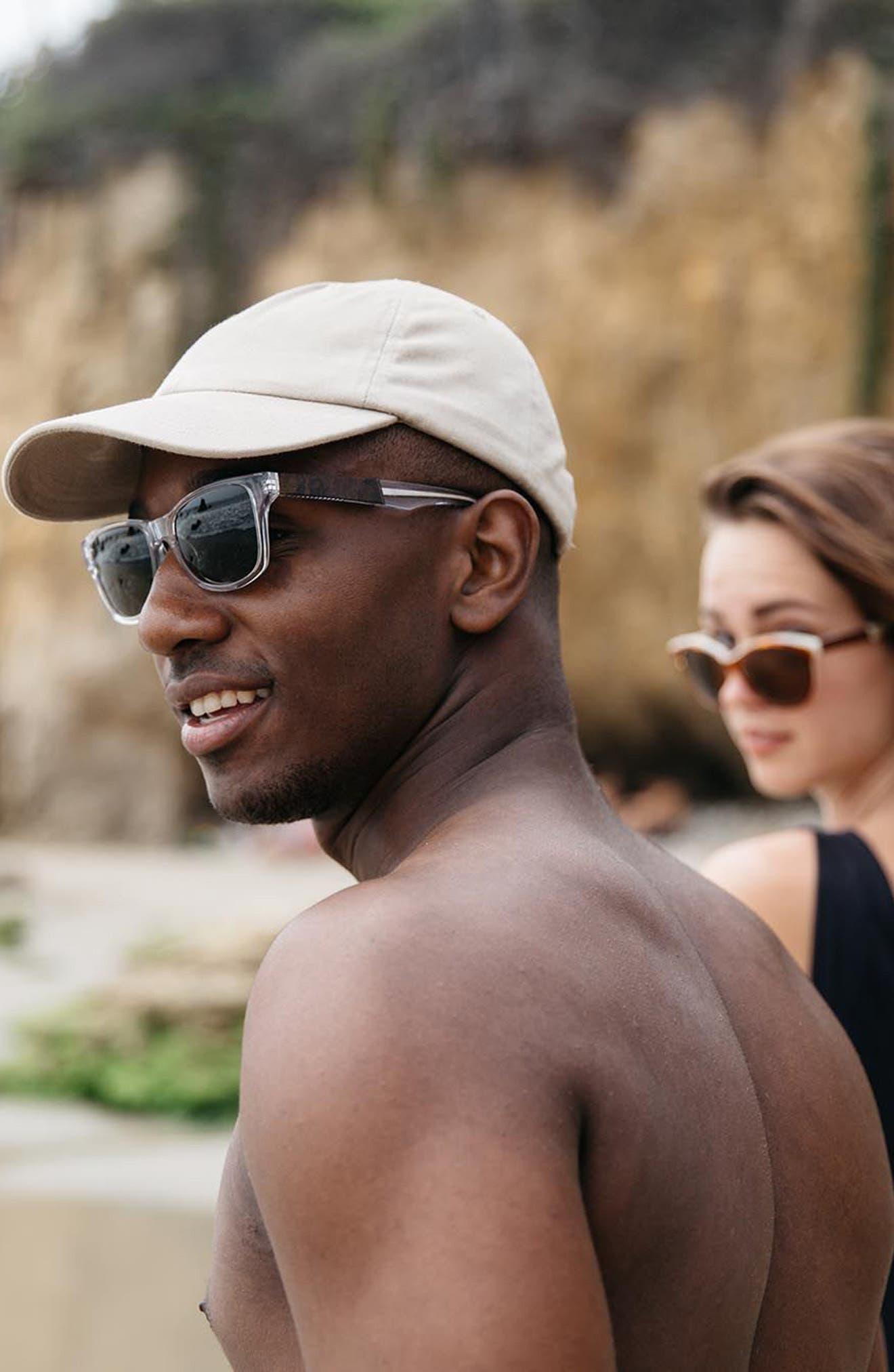 Alternate Image 2  - Shwood 'Canby' 53mm Polarized Sunglasses