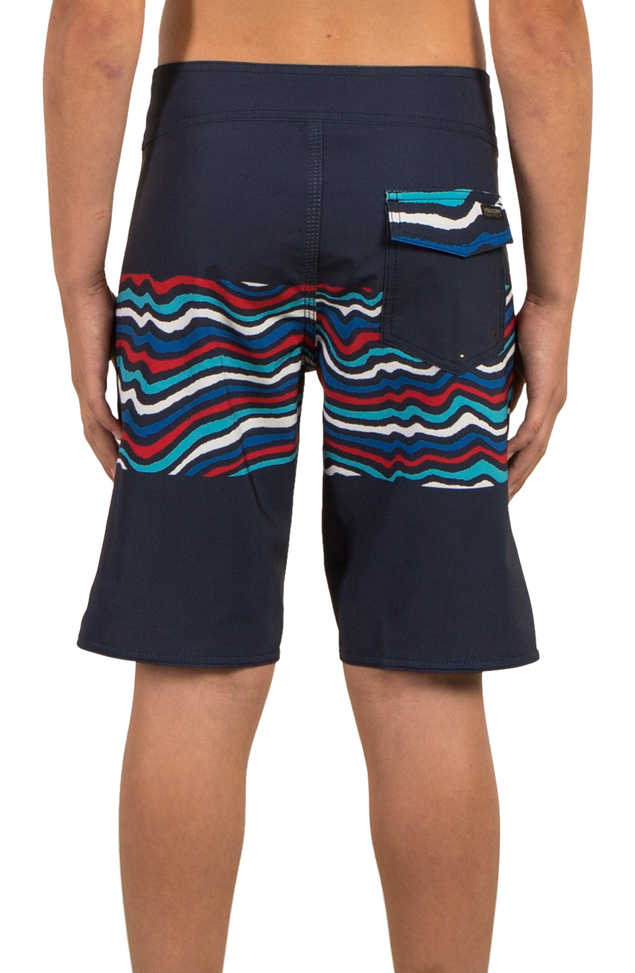 Alternate Image 2  - Volcom Macaw Mod Board Shorts (Big Boys)
