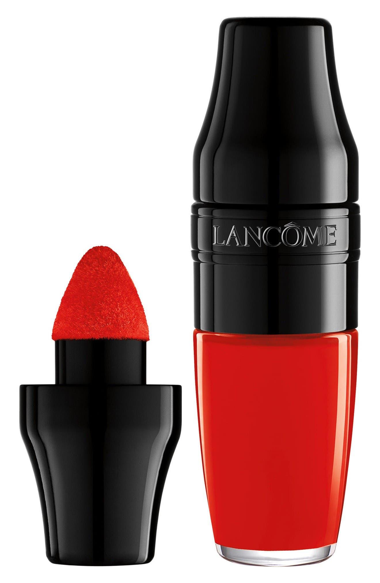 Lancôme Matte Shaker High Pigment Liquid Lipstick