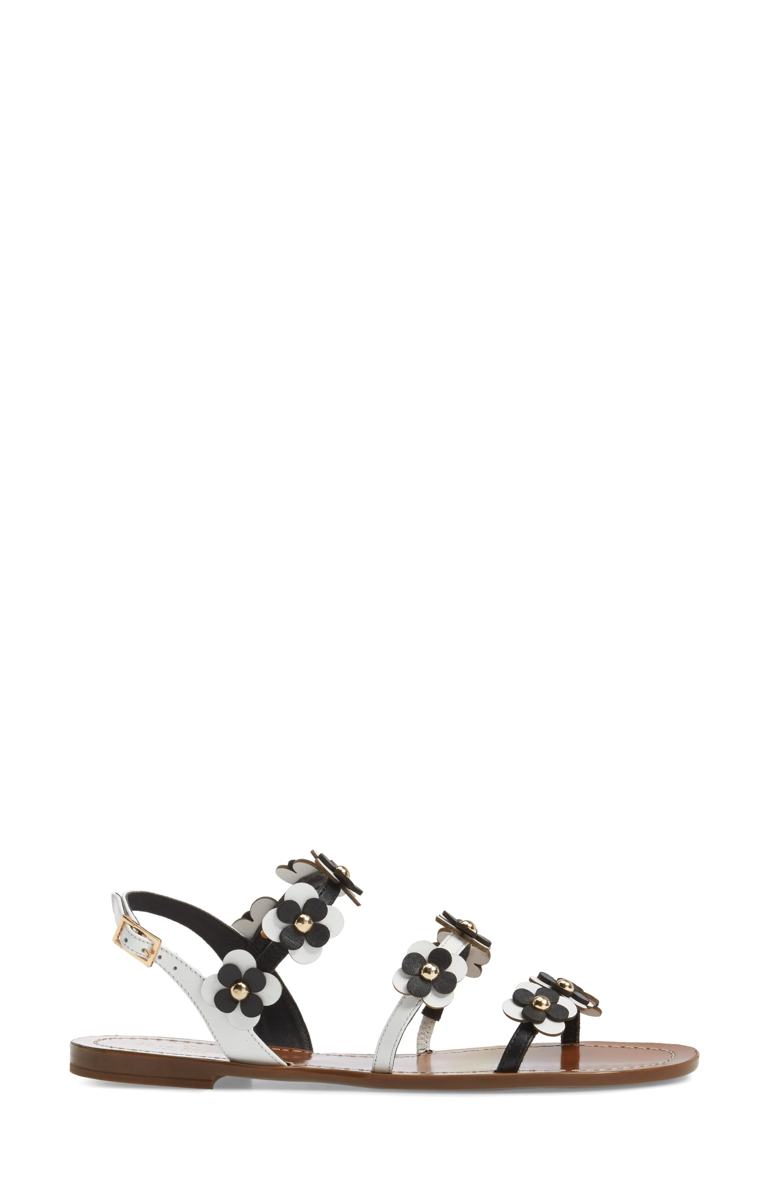 Alternate Image 3  - kate spade new york colorado flowered sandal (Women)