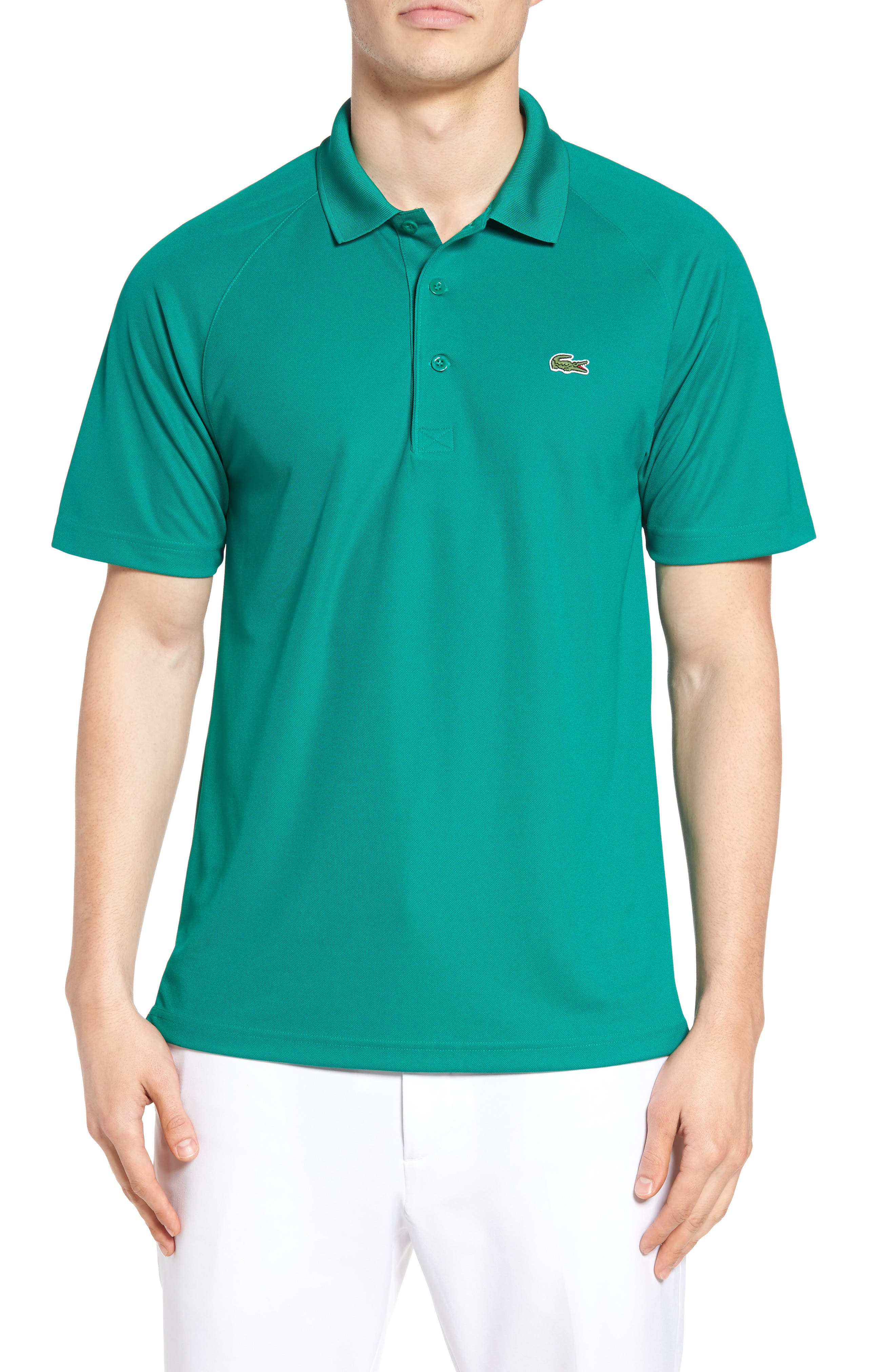 Lacoste 'Sport' Raglan Ultra Dry Performance Polo