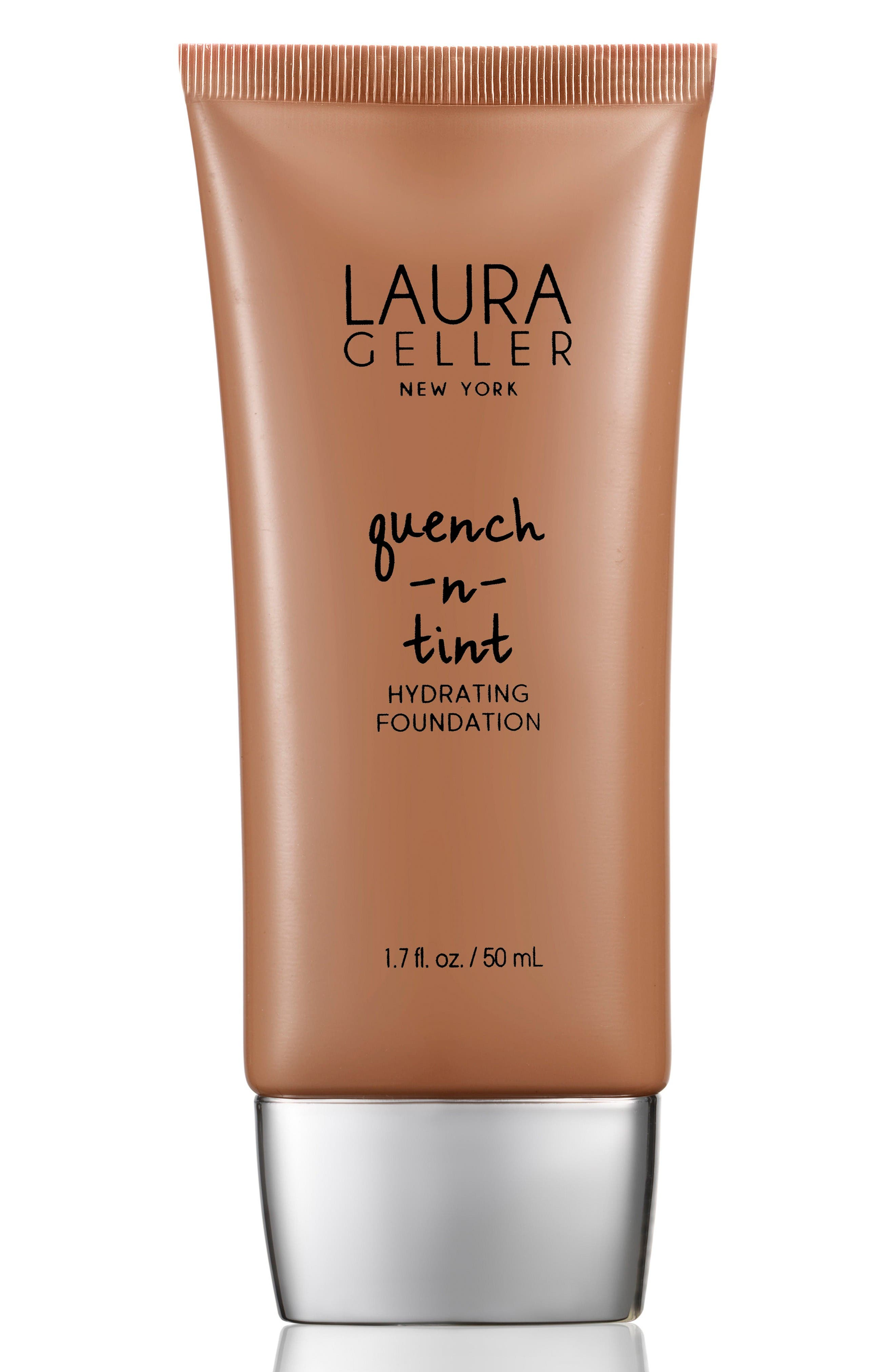 Alternate Image 1 Selected - Laura Geller Beauty Quench-n-Tint Hydrating Foundation