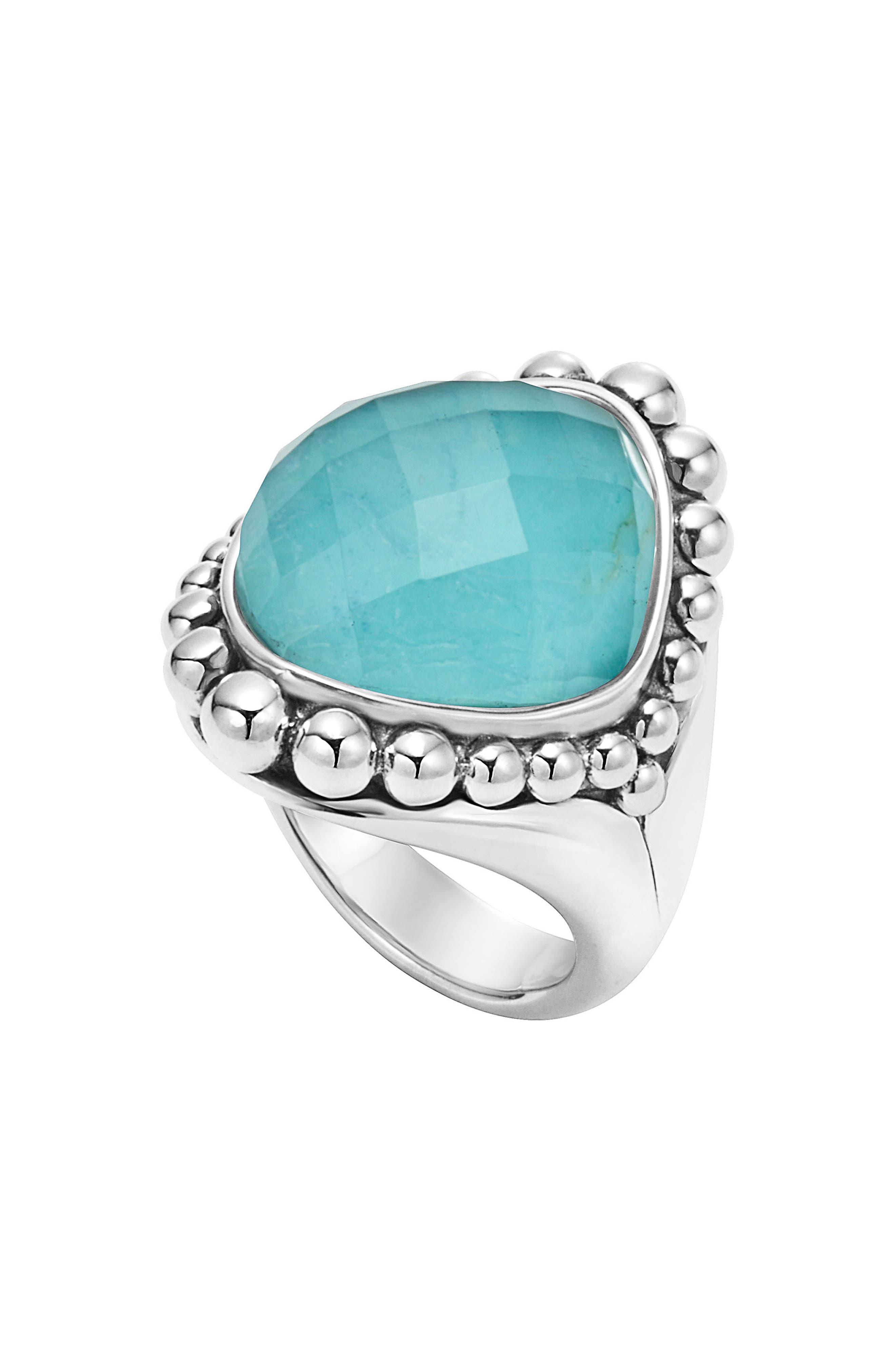 LAGOS Maya Stone Ring