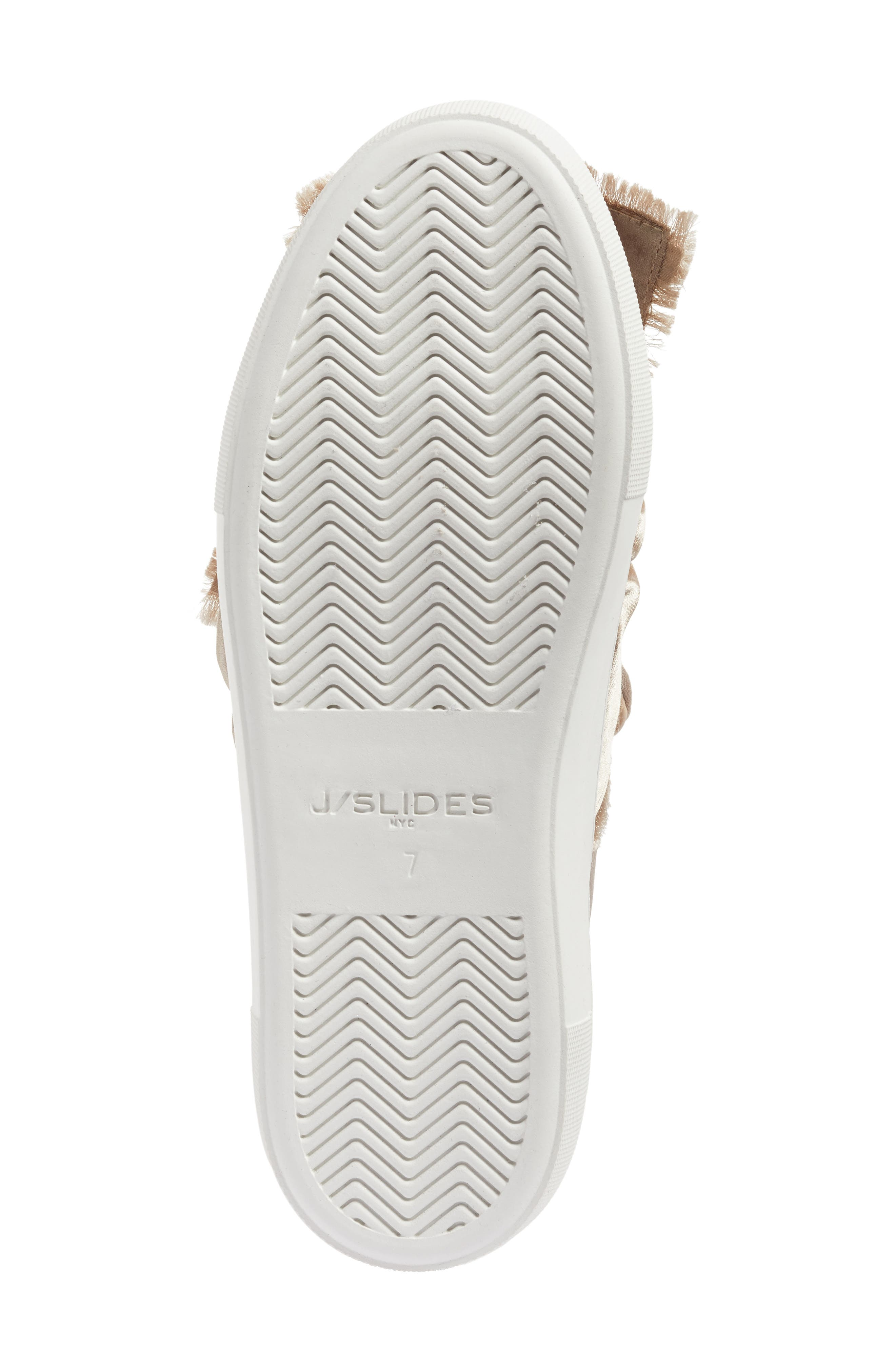 Alternate Image 6  - JSlides Azzura Bow Slip-On Sneaker