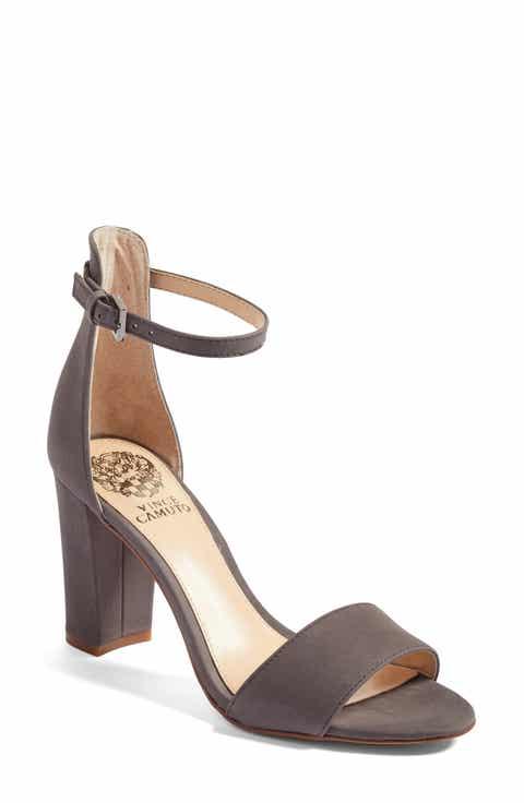 Grey High Heels Heels Zone